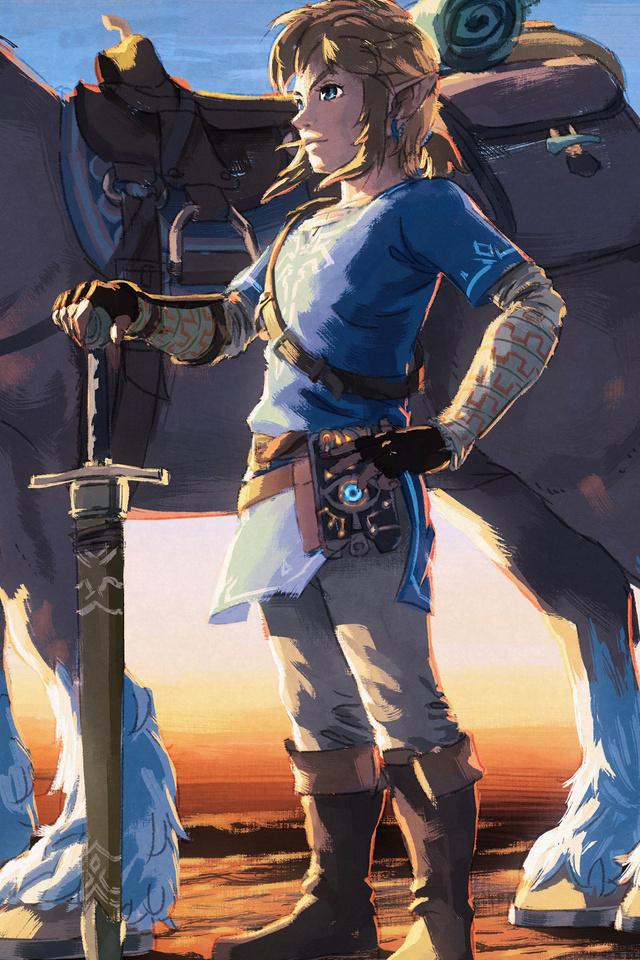 1 Year Anniversary The Legend Of Zelda Breath