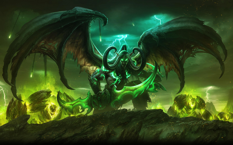 2016 World Of Warcraft Legion, HD Games, 4k Wallpapers