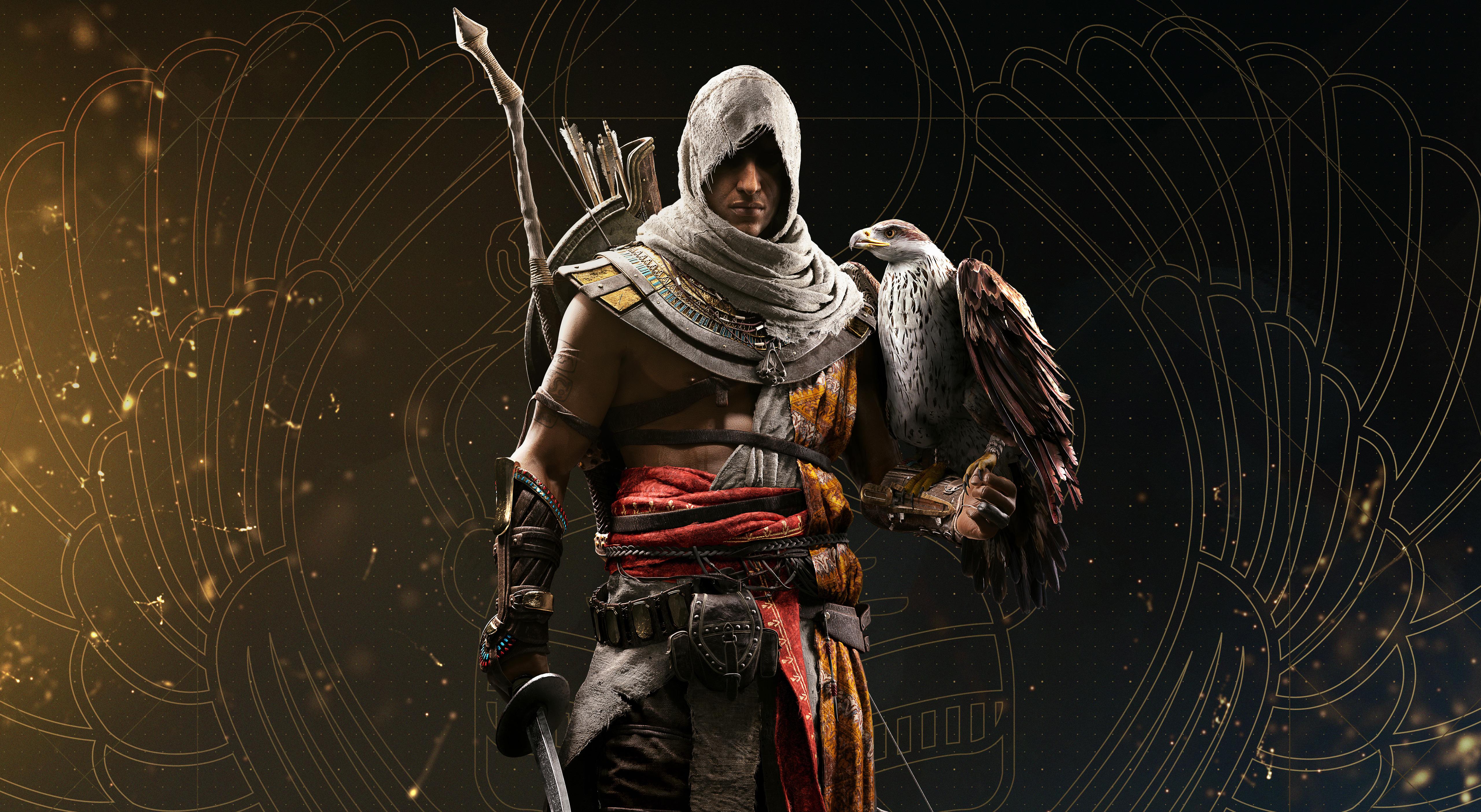 2018 Assassins Creed Origins 5k, HD Games, 4k Wallpapers