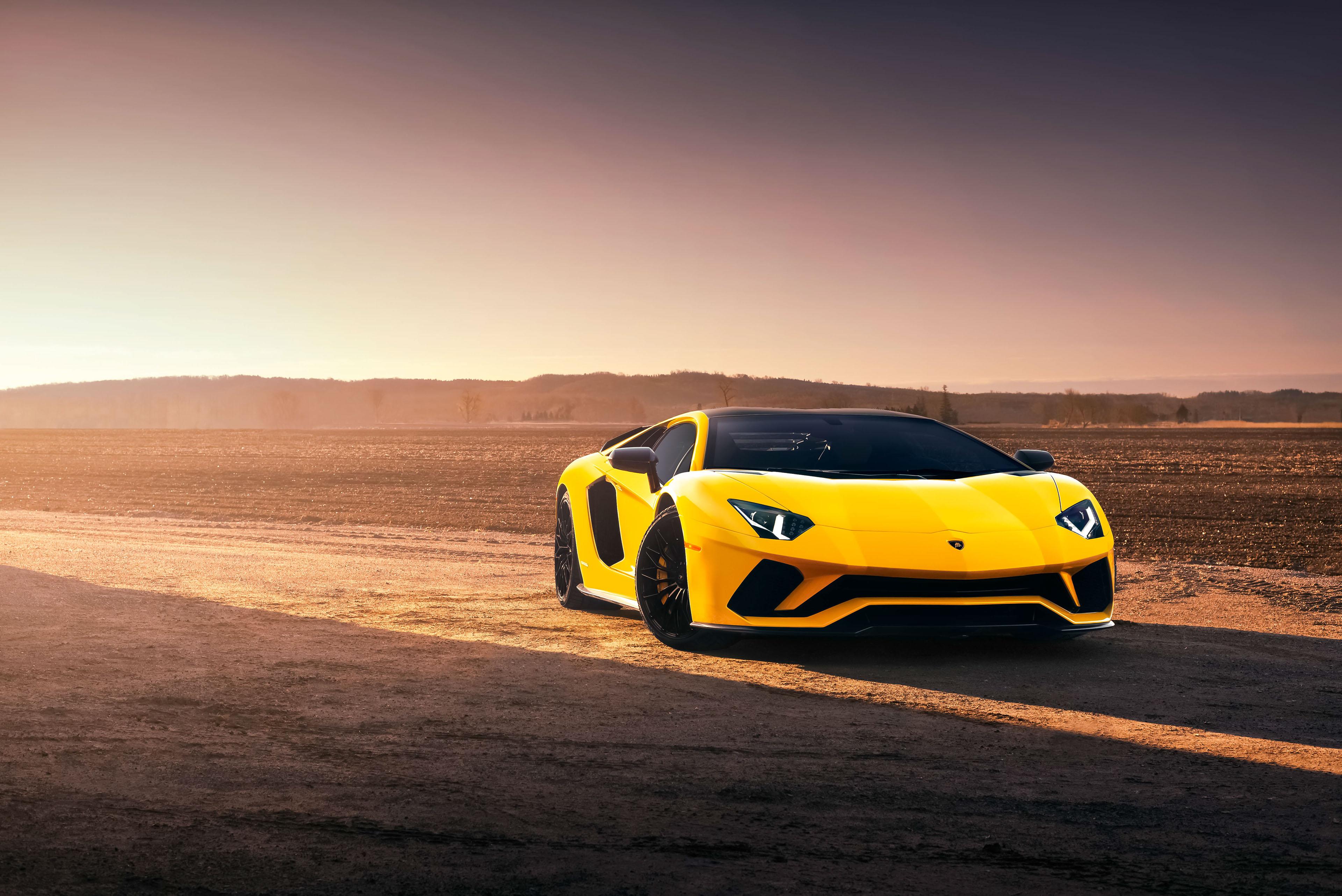 1280x1024 2018 Lamborghini Aventador S 4k 1280x1024 ...