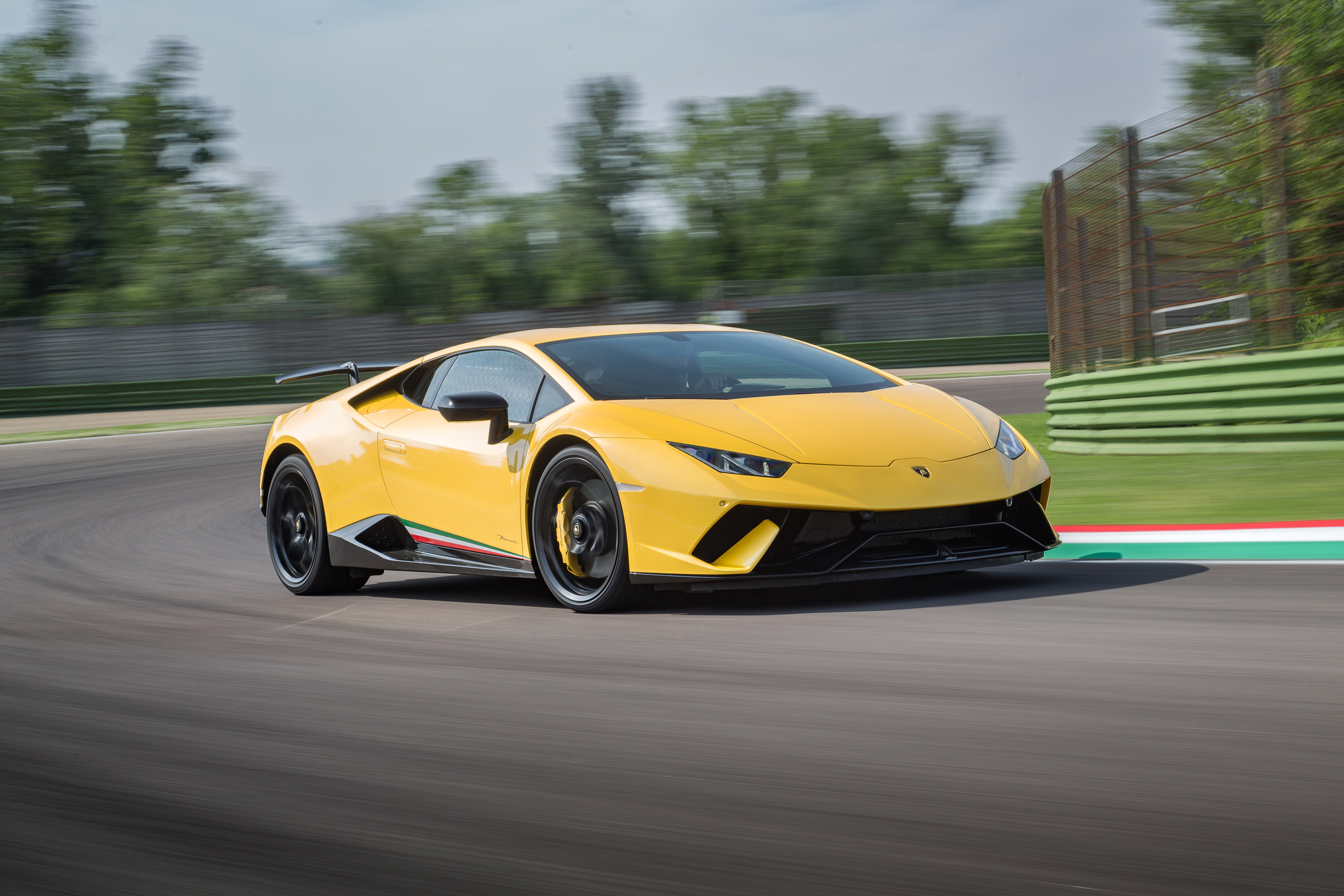 2018 Lamborghini Huracan Performante, HD Cars, 4k