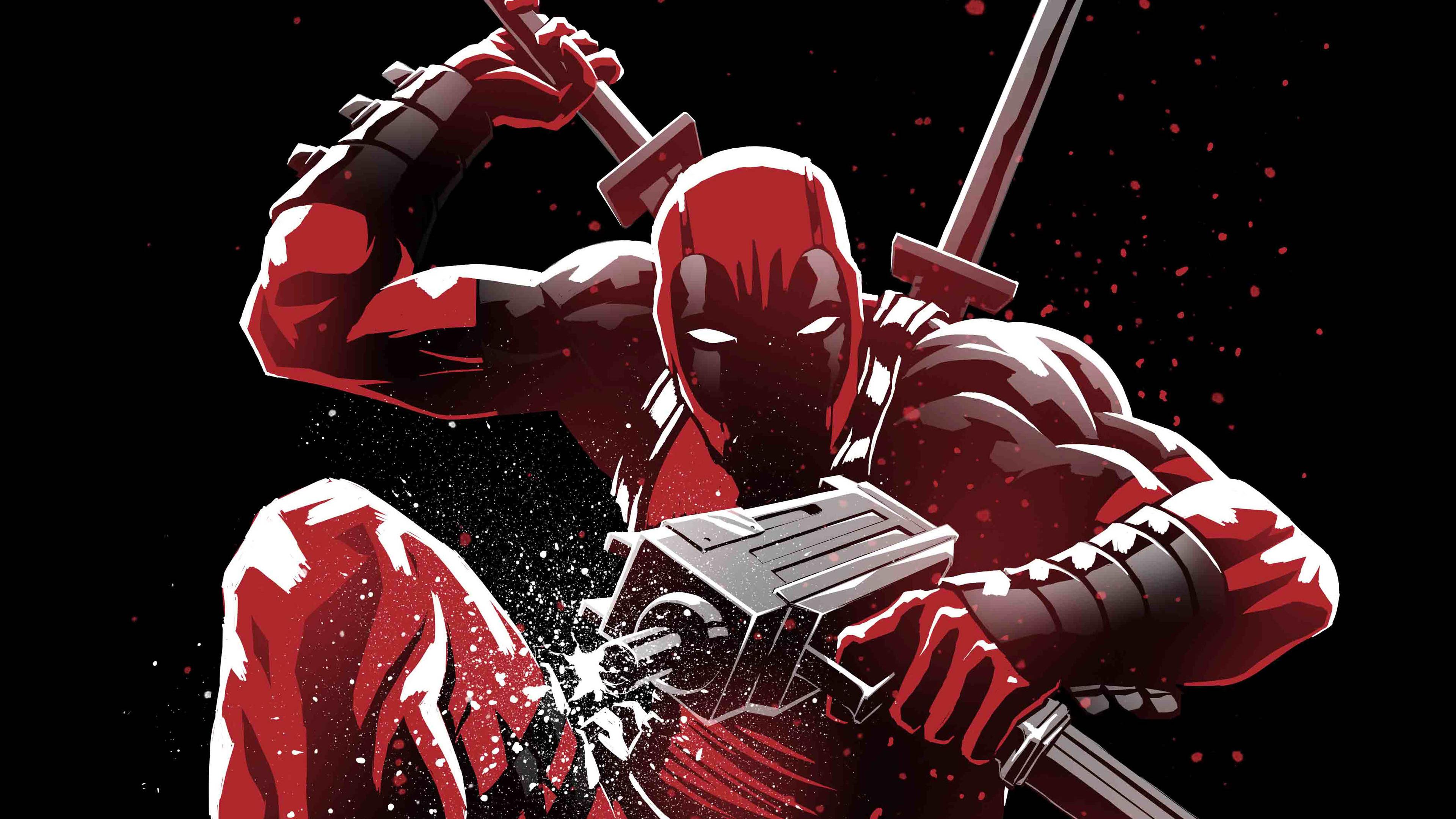 4k Deadpool, HD Superheroes, 4k Wallpapers, Images ...