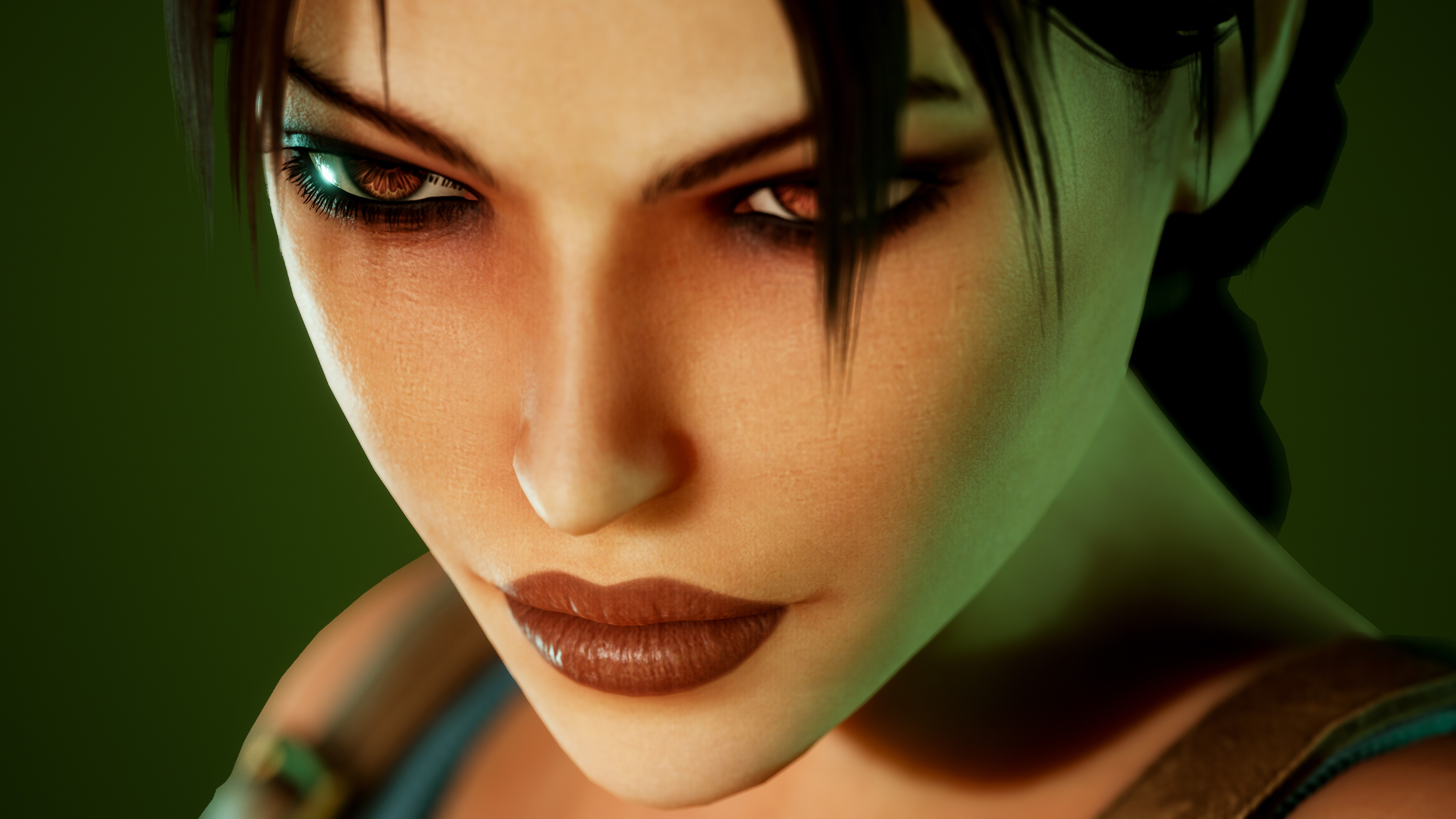 720x1280 4k Lara Croft Moto G,X Xperia Z1,Z3 Compact