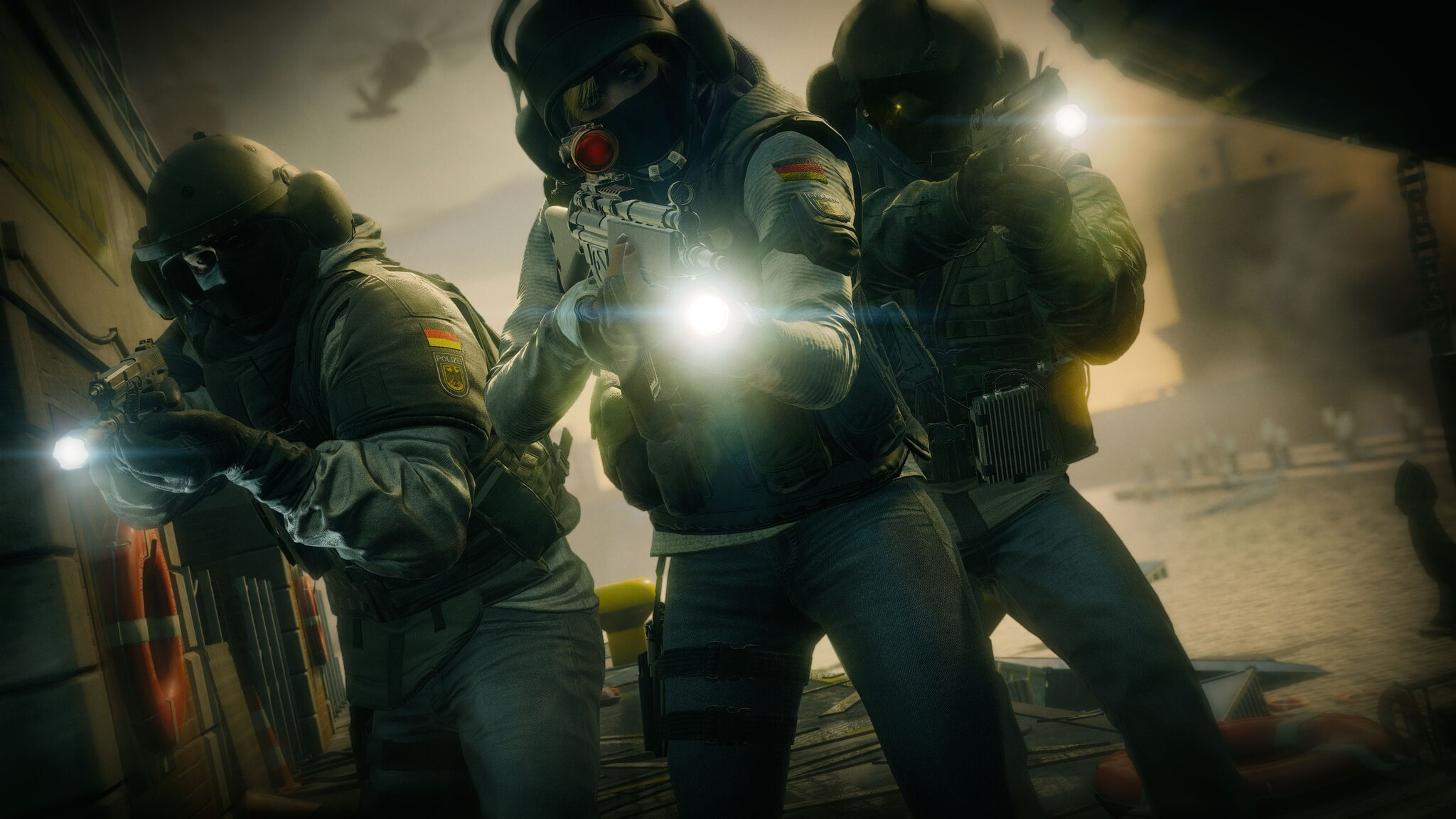Rainbow Six Siege Wallpaper Download Free Beautiful: 2048x1152 4k Tom Clancys Rainbow Six Siege 2048x1152