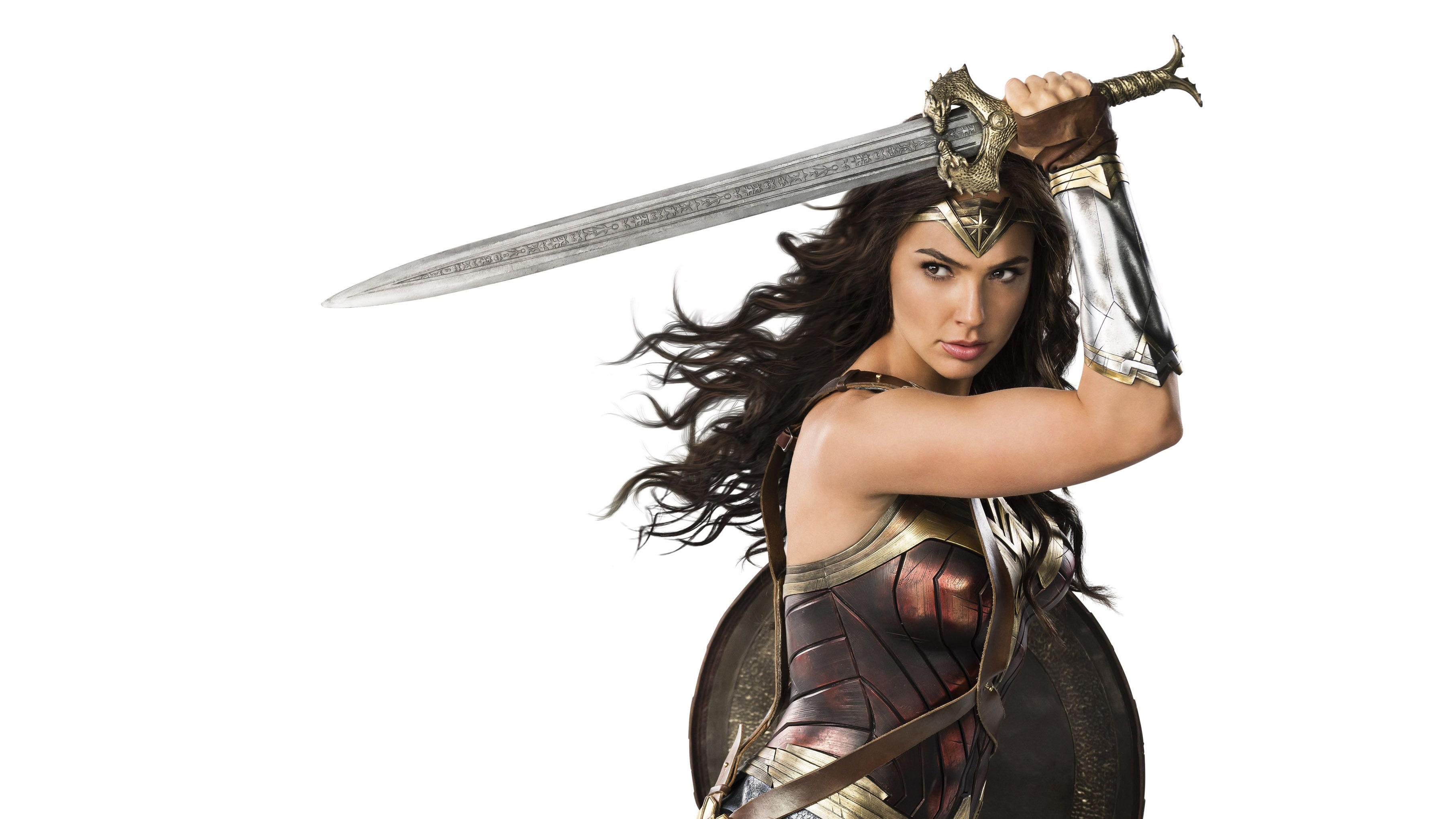 Wonder Woman Movie 4k Hd Desktop Wallpaper For 4k Ultra Hd Tv: 4k Wonder Woman, HD Superheroes, 4k Wallpapers, Images