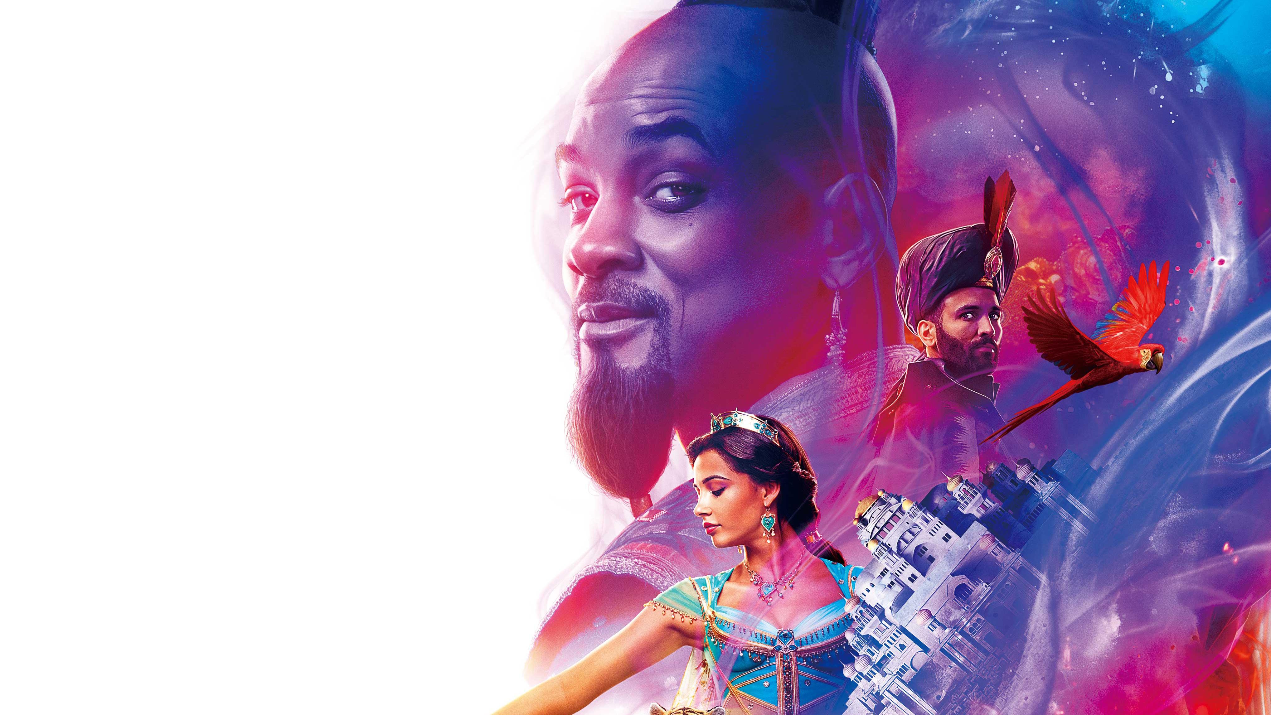 1920x1080 Aladdin Movie Poster 4k Laptop Full HD 1080P HD ...