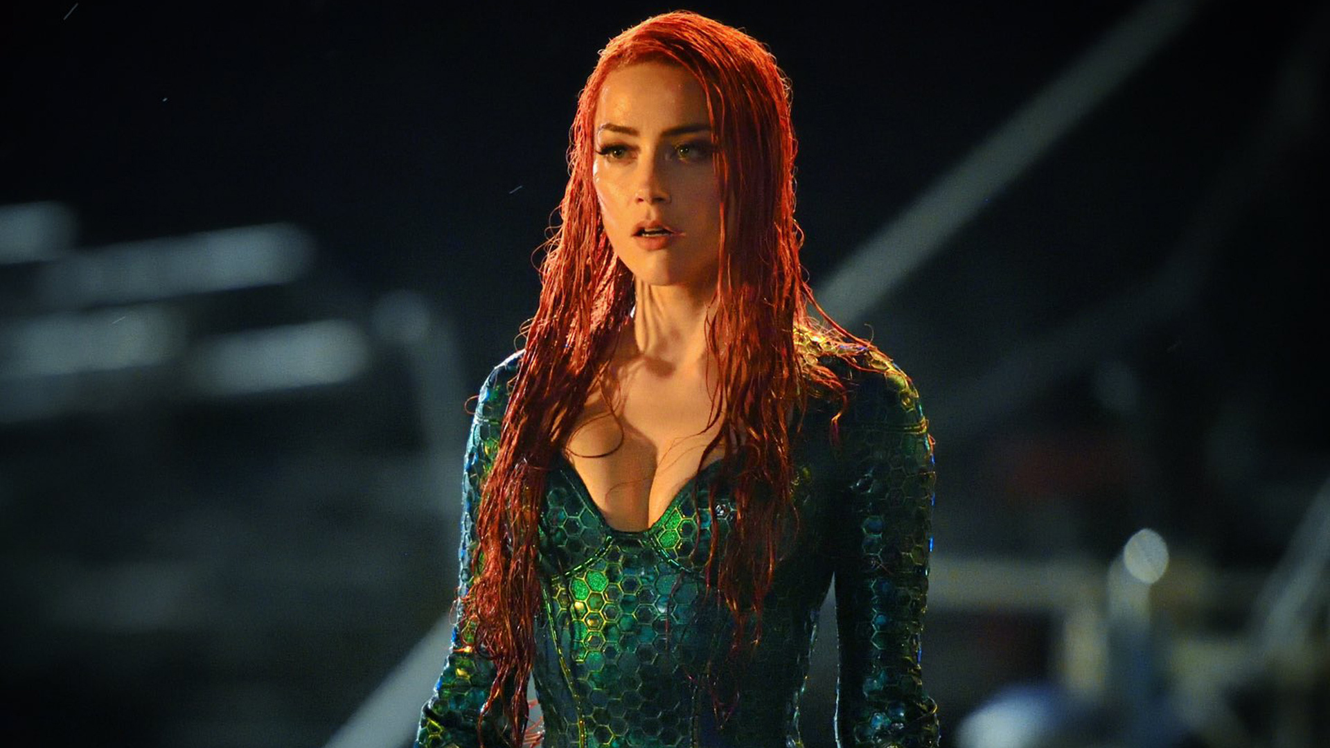 1920X1080 Amber Heard As Mera In Aquaman Laptop Full Hd 1080P Hd 4K Wallpapers, Images -8406