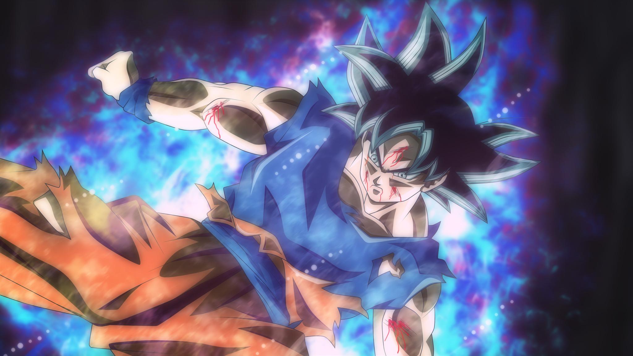 2048x1152 Anime Dragon Ball Super 2048x1152 Resolution HD