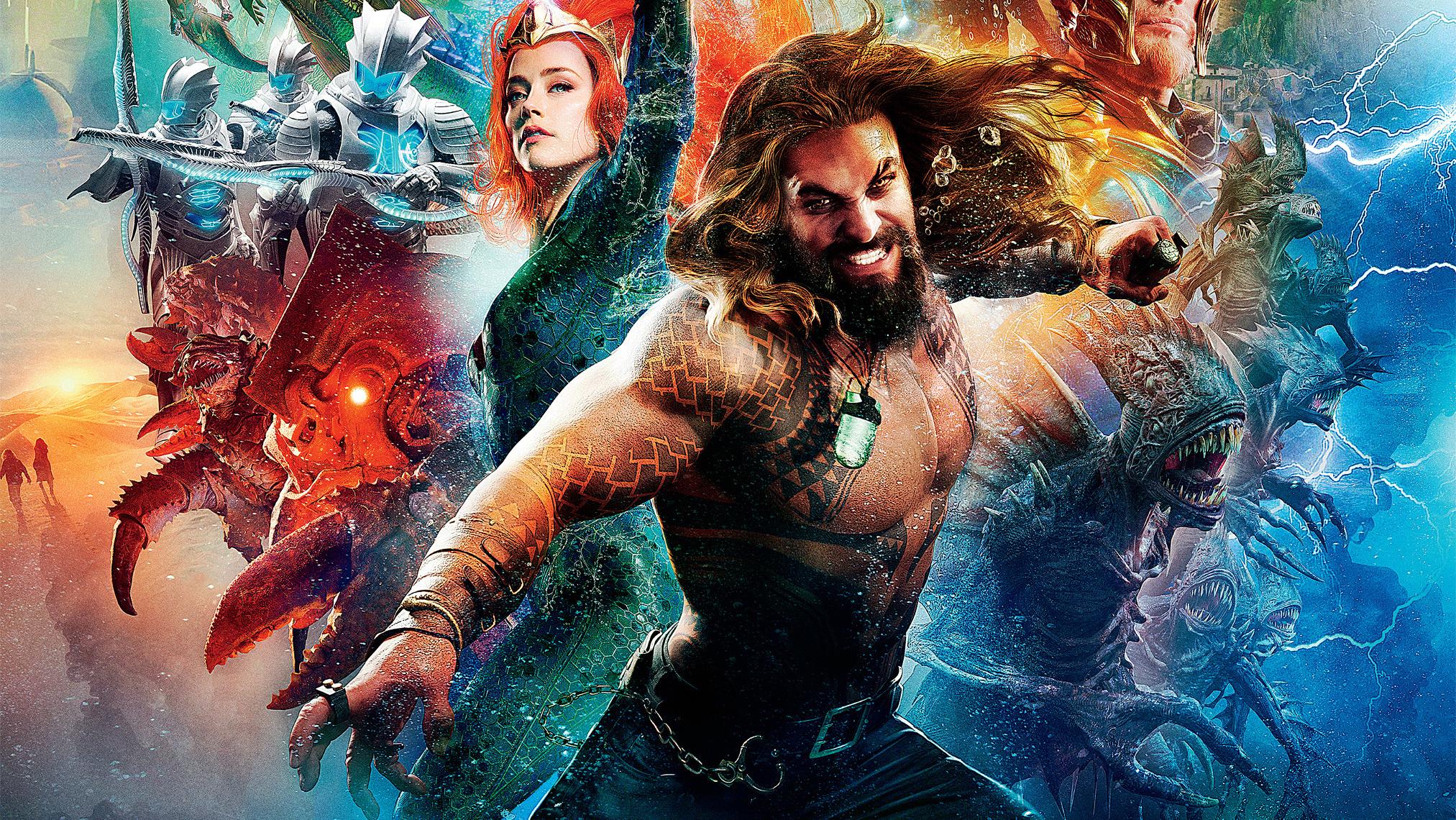 Aquaman Movie Free Download In Hindi In 1080: Aquaman 2018 Movie, HD Movies, 4k Wallpapers, Images