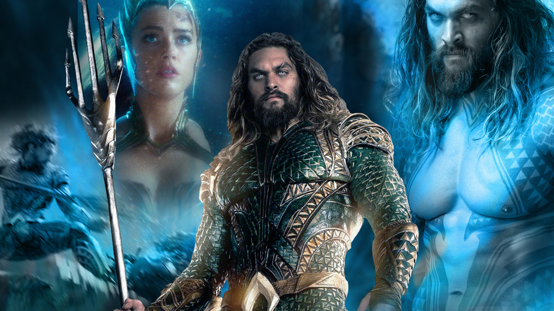 2018 Movie Posters: Aquaman 2018 Movie Poster, HD Movies, 4k Wallpapers