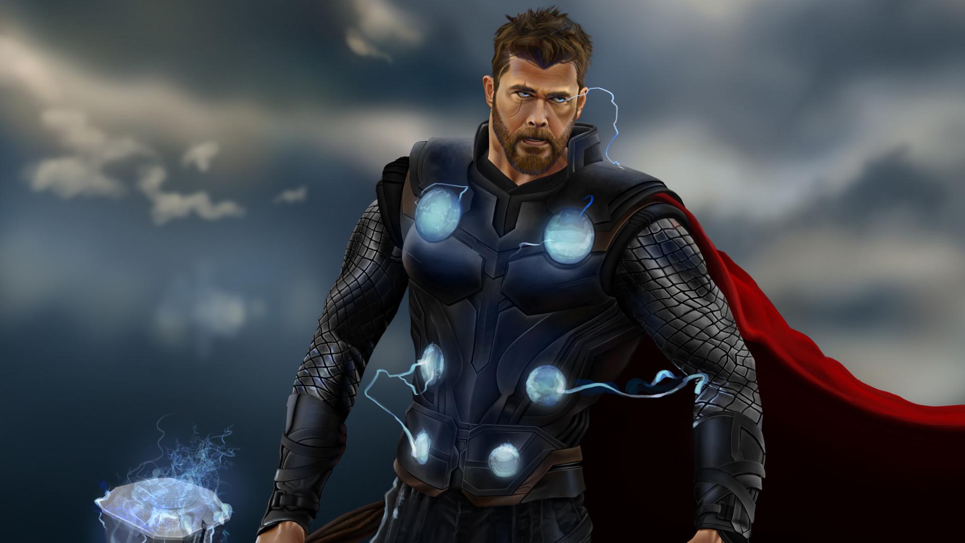 Art Thor, HD Superheroes, 4k Wallpapers, Images ...