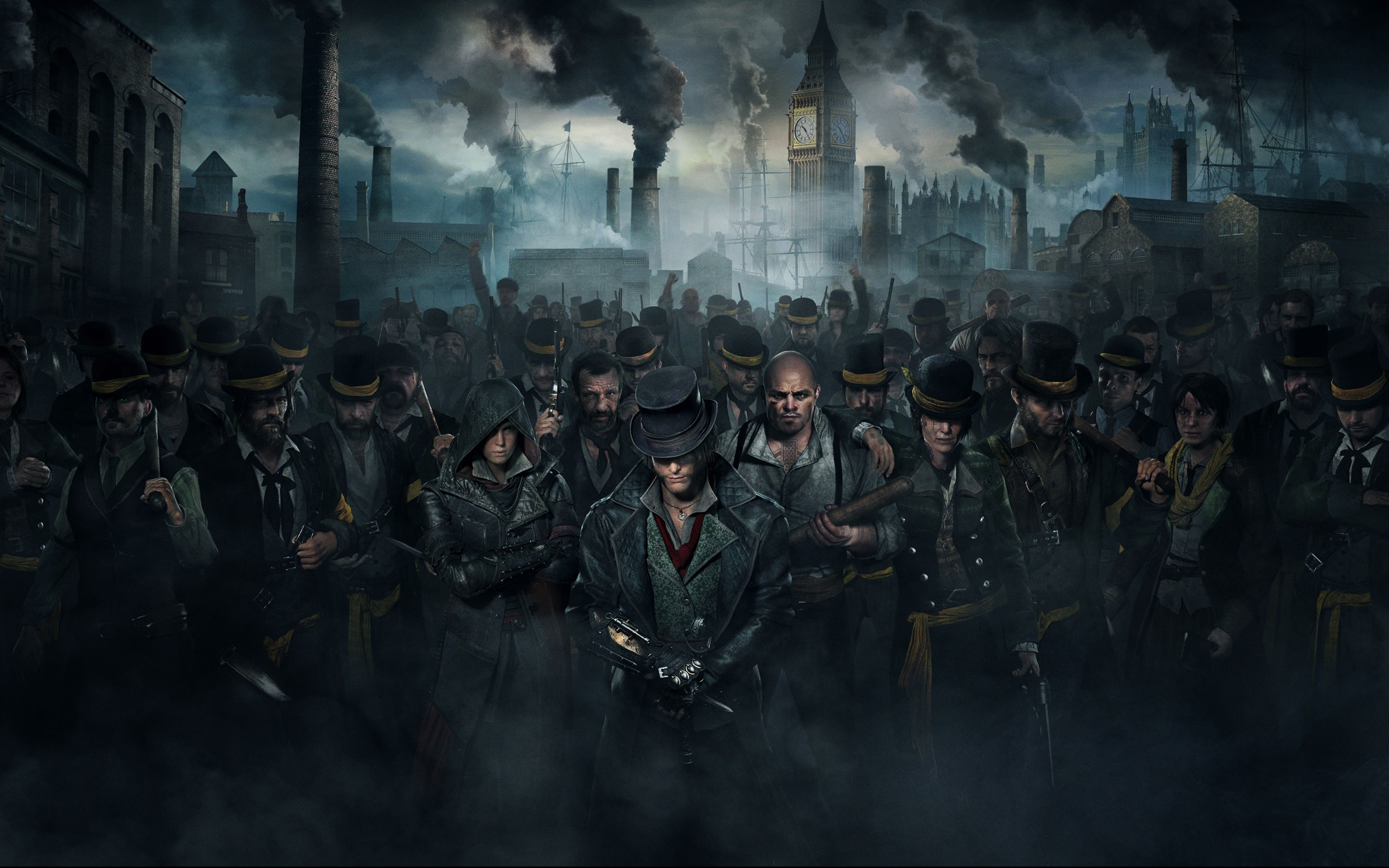 Assassins Creed Syndicate 2, HD Games, 4k Wallpapers ...