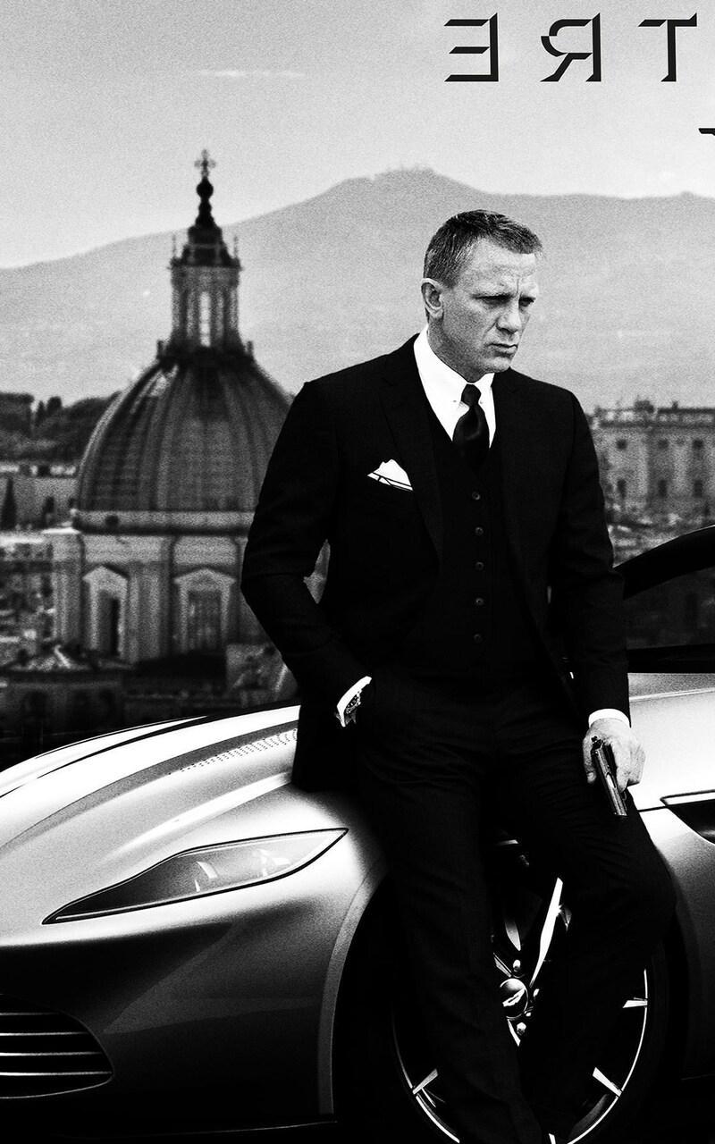 800x1280 Aston Martin Daniel Craig Spectre Nexus 7,Samsung ...