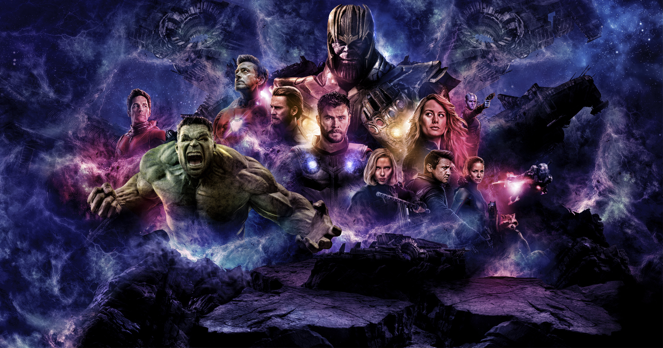 Movie Poster 2019: Avengers 4 2019 Movie Poster, HD Movies, 4k Wallpapers