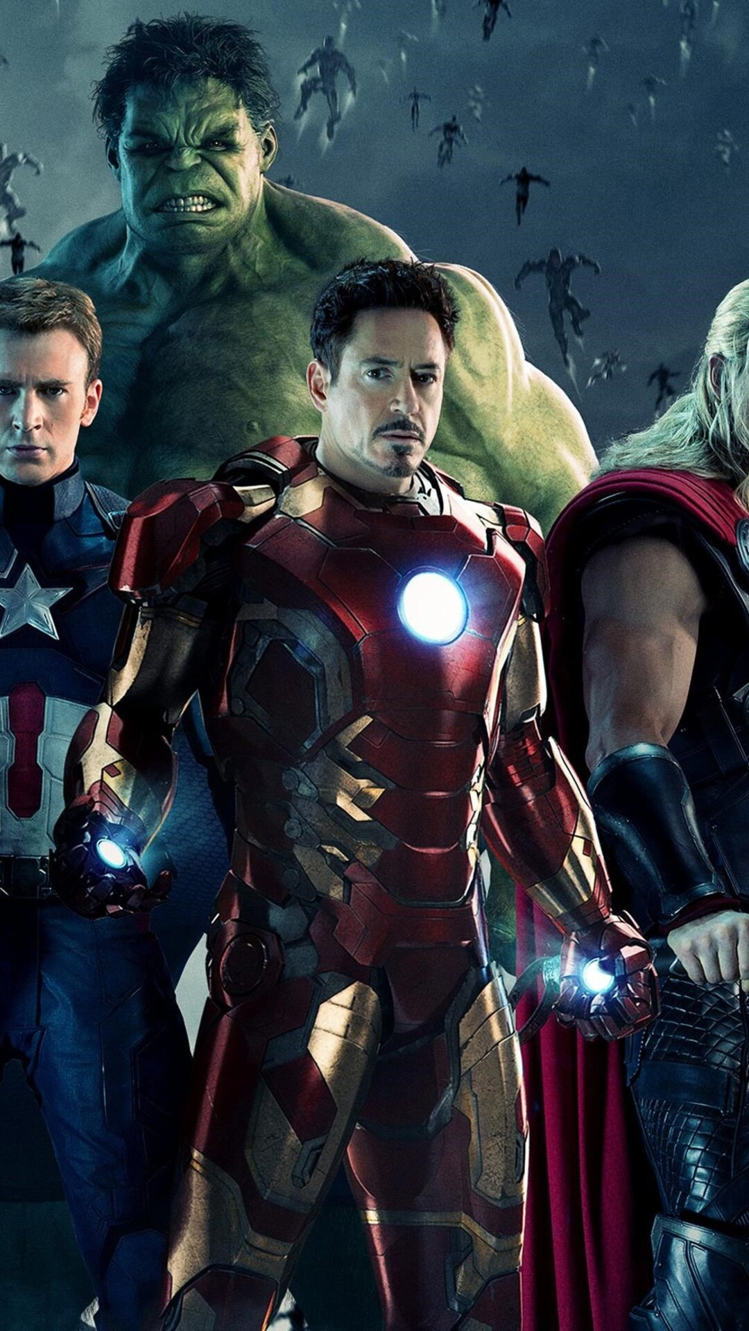 Watch New Scenes from Avengers: Age of Ultron (2015)