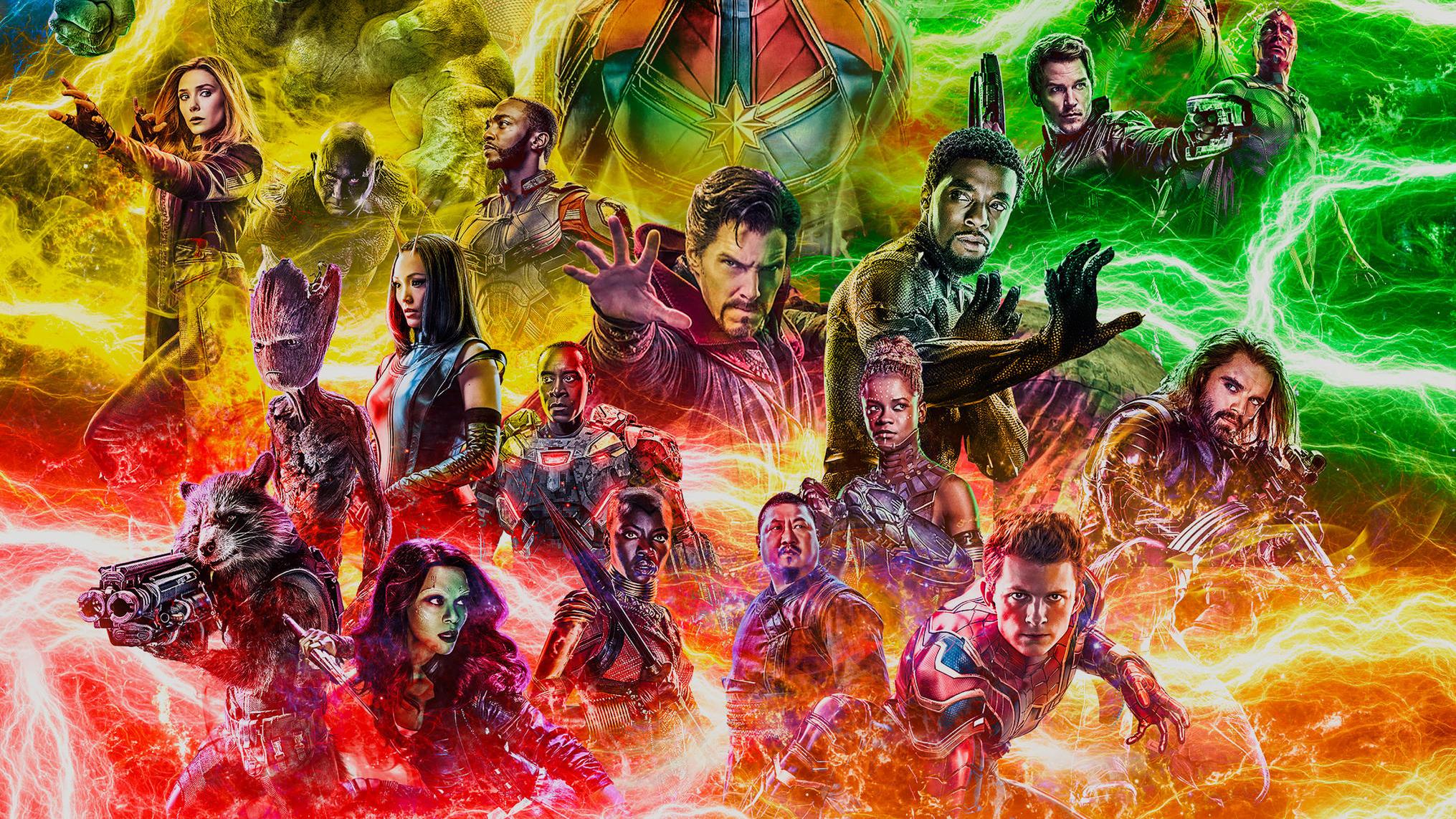 Wallpaper Avengers Endgame Avengers 4 Hd Movies 16872: Avengers End Game Fan Artworks, HD Superheroes, 4k