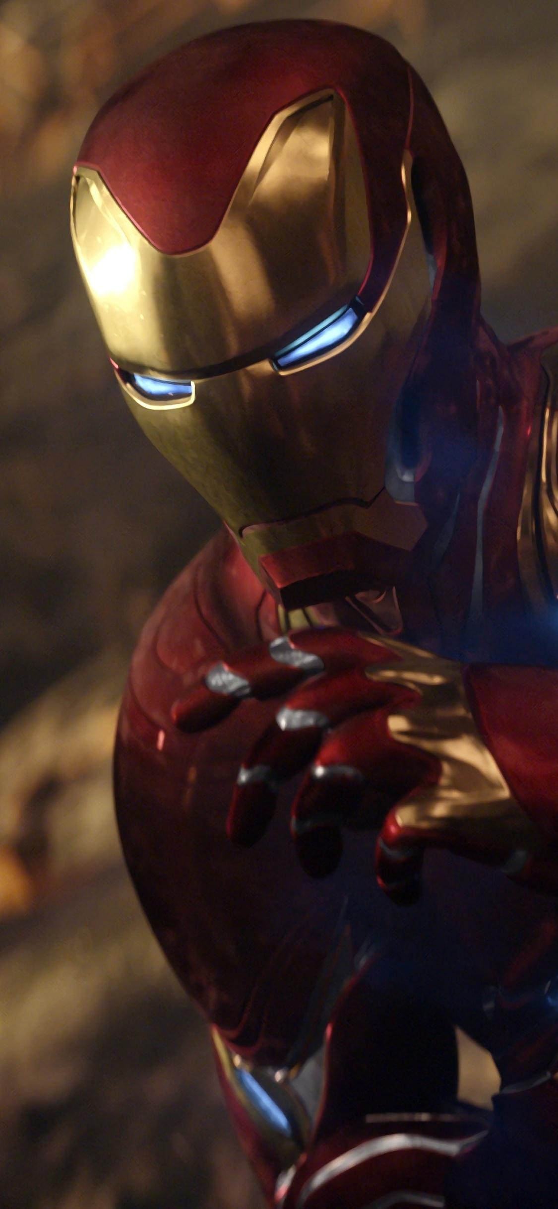 1125x2436 Avengers Infinity War Iron Man Marvel 4k Iphone ...