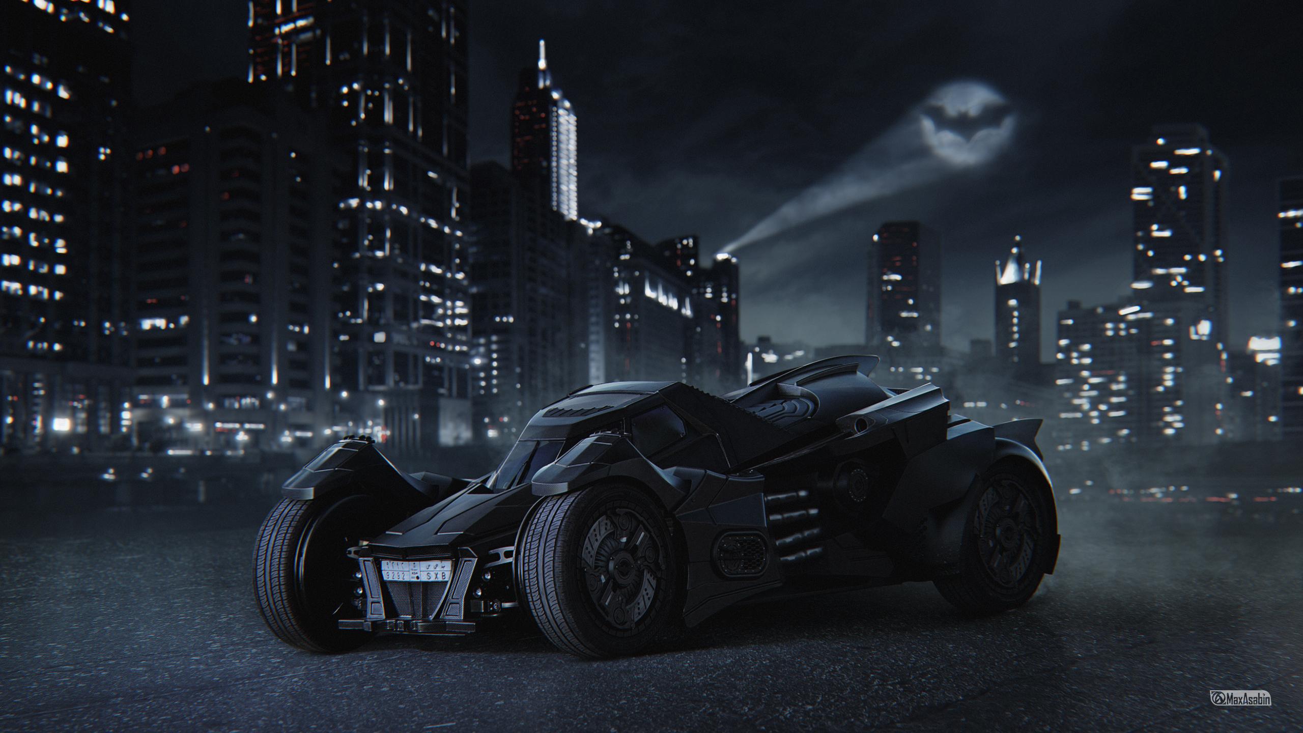Batmobile Batman Ride, HD Superheroes, 4k Wallpapers ...