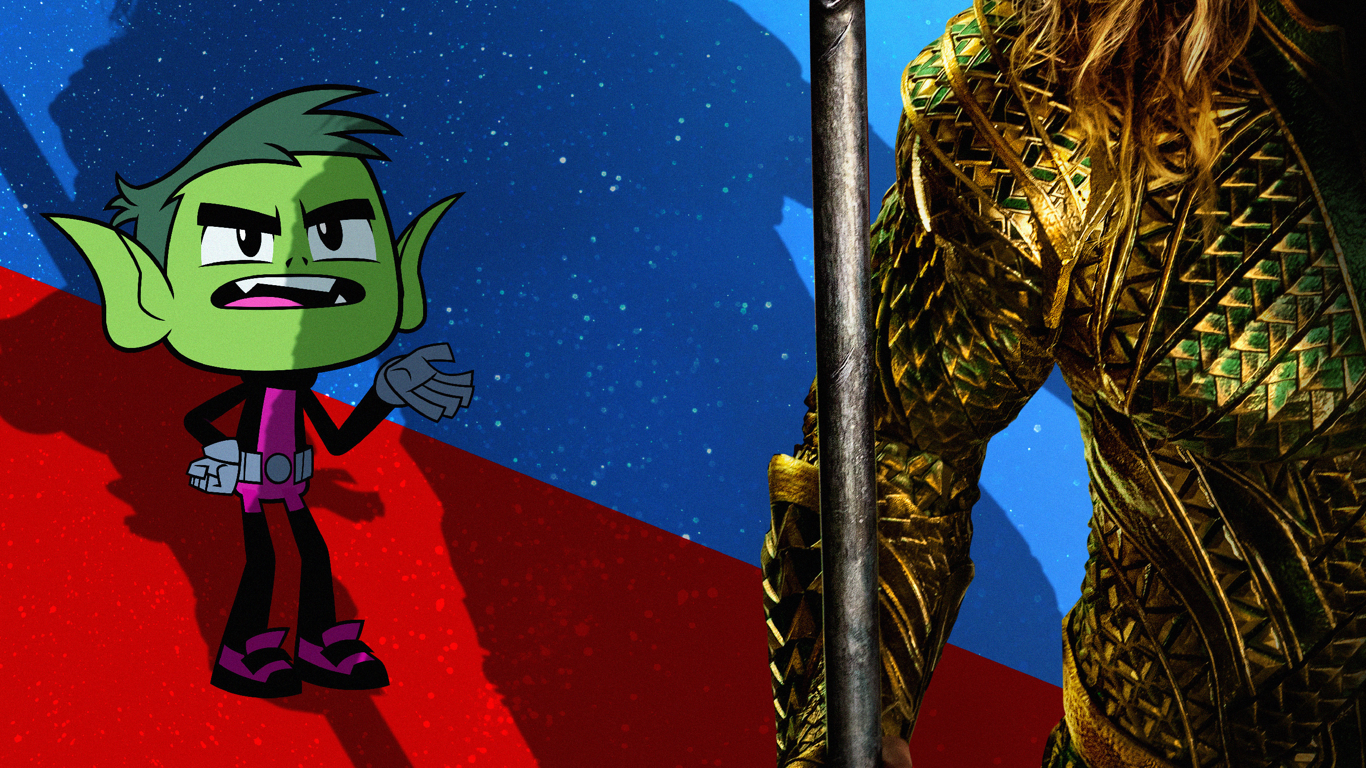 1400X900 Beast Boy In Teen Titans Go To The Movies 2018 -8974