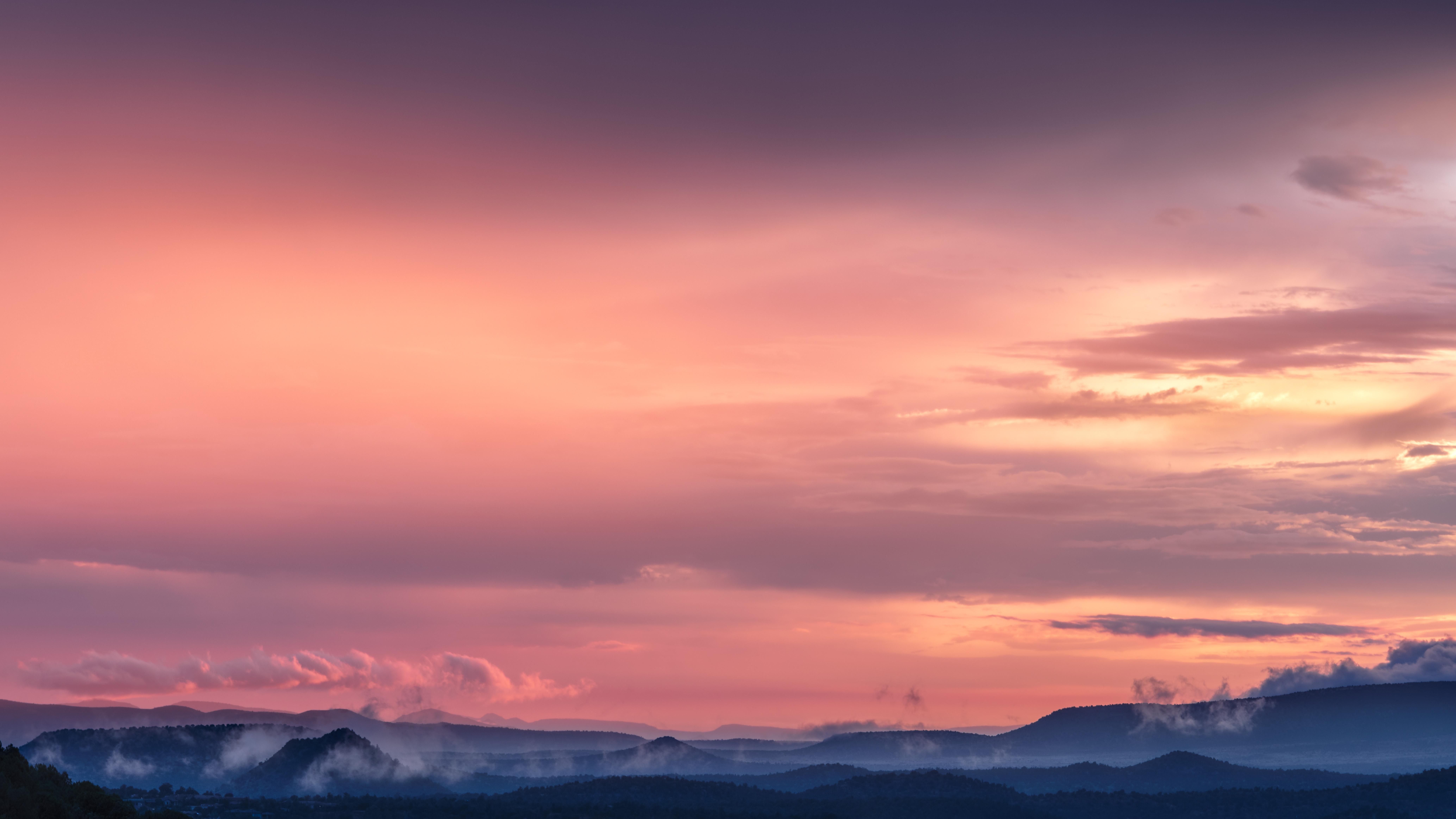 7680x4320 Beautiful Landscape Sunset 8k 8k HD 4k ...