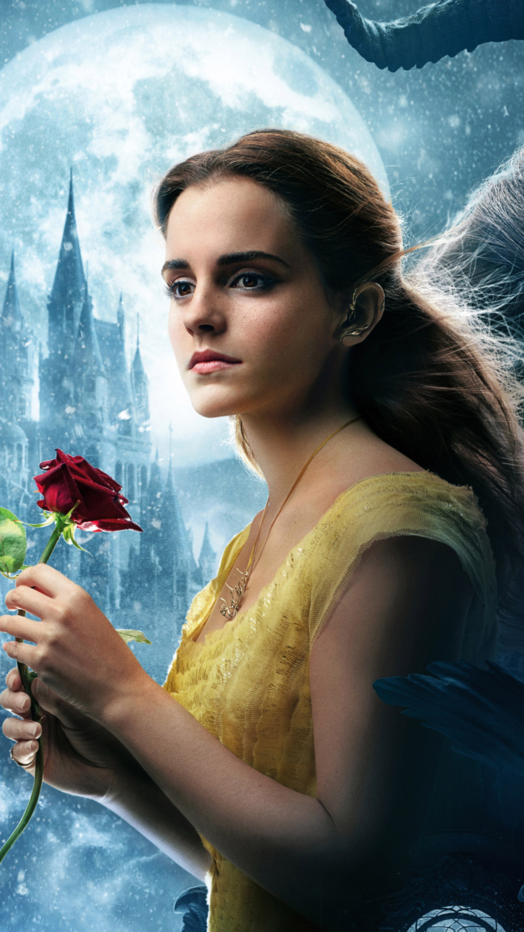 1080x1920 Beauty And The Beast Movie Iphone 7,6s,6 Plus ...