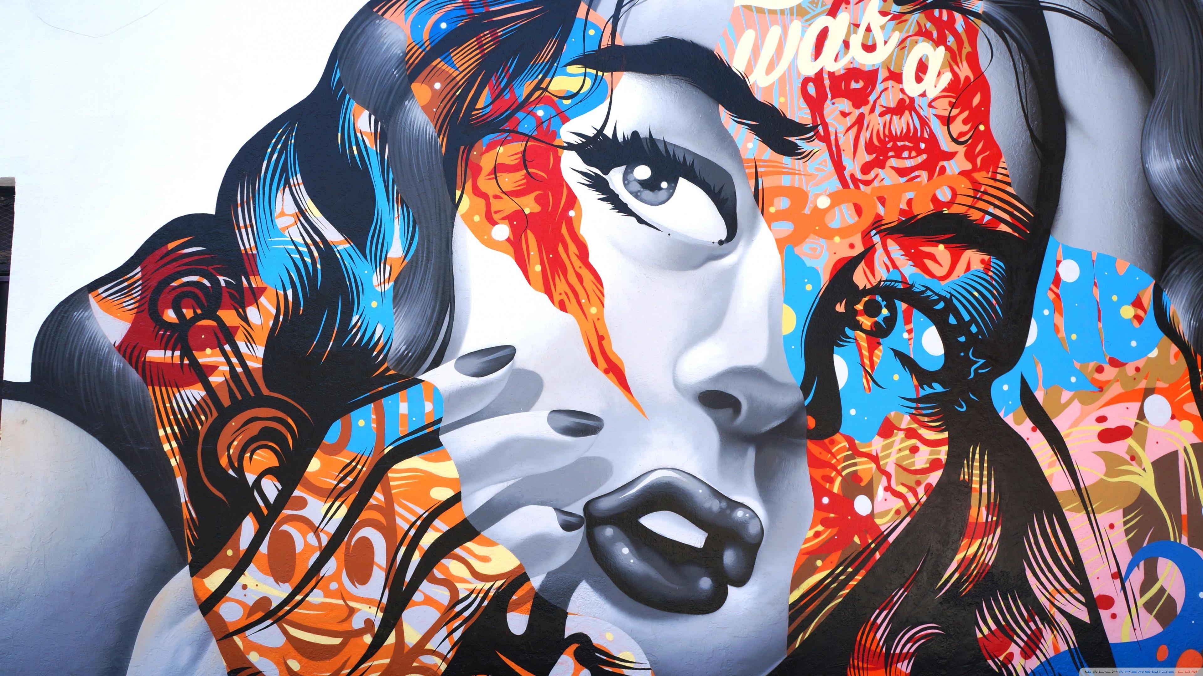 BioShock Infinite Graffiti, HD Games, 4k Wallpapers ...