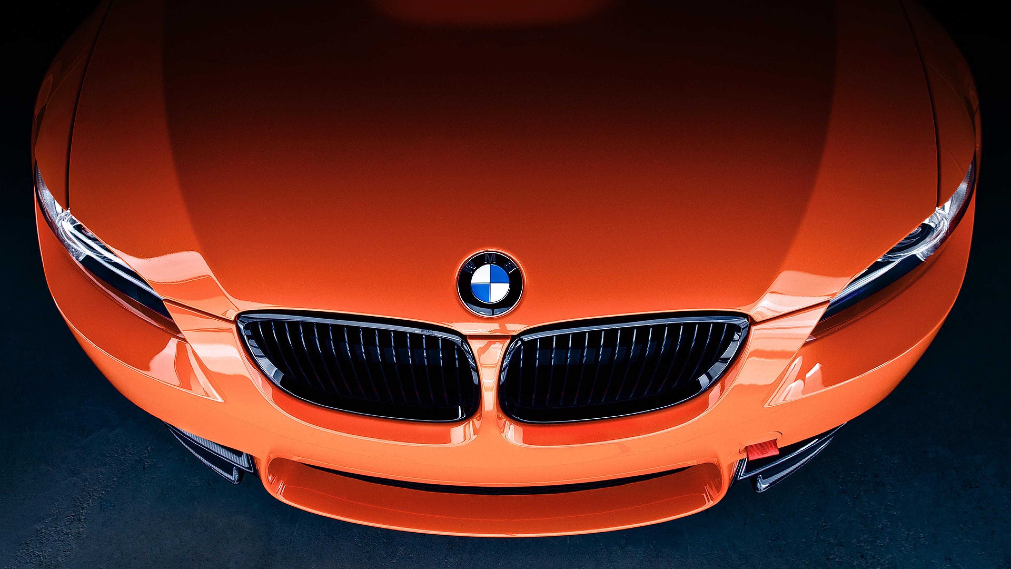 2016 Bmw M5 >> Bmw M3 Front Orange, HD Cars, 4k Wallpapers, Images ...