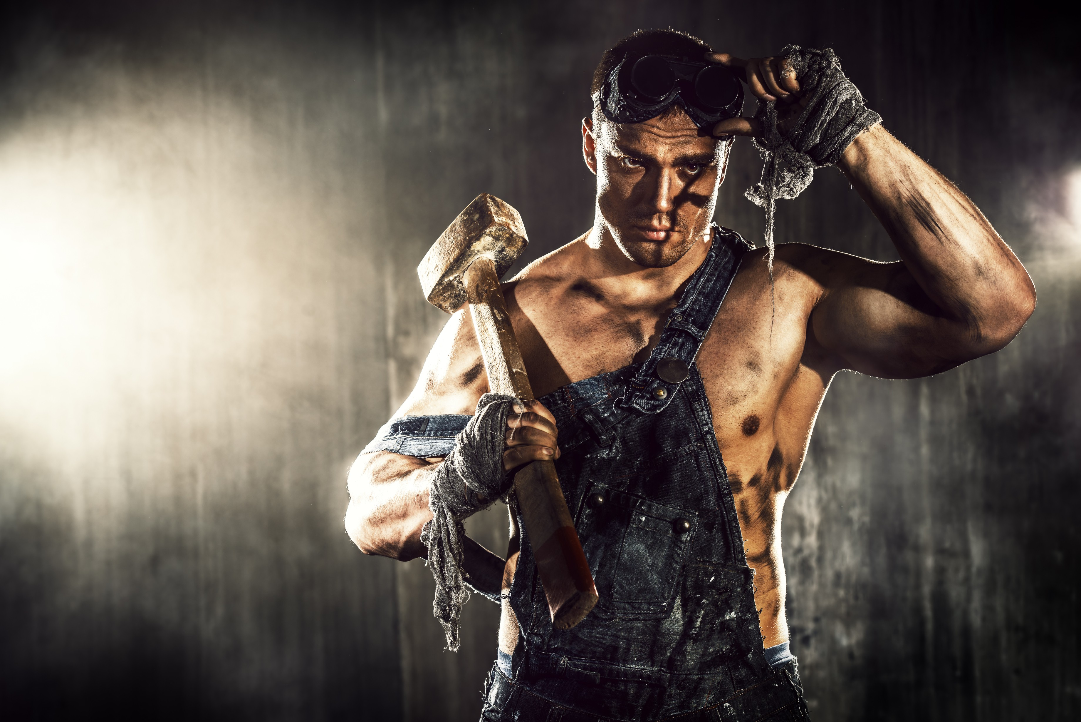 Bodybuilder, HD Photography, 4k Wallpapers, Images