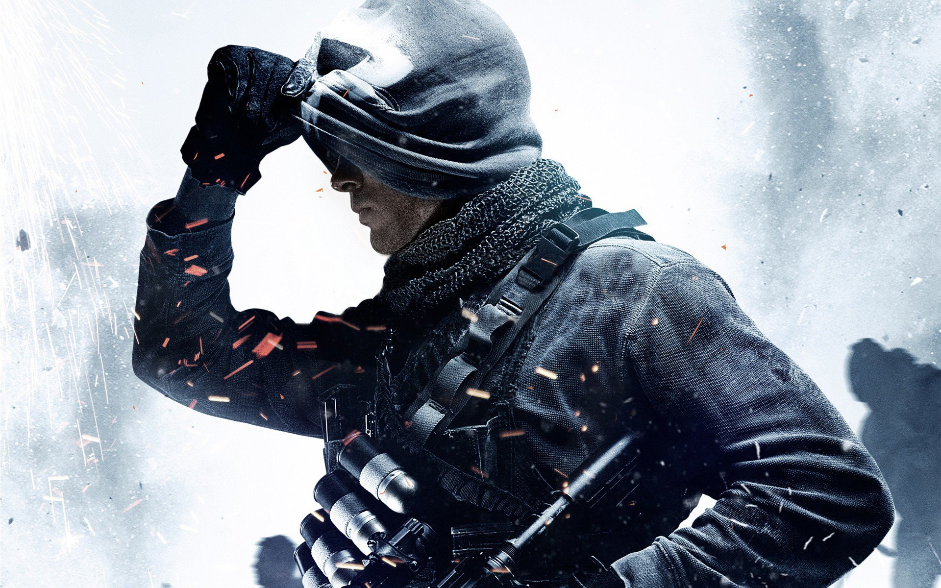 Call Of Duty Ghosts Game, HD Games, 4k Wallpapers, Images