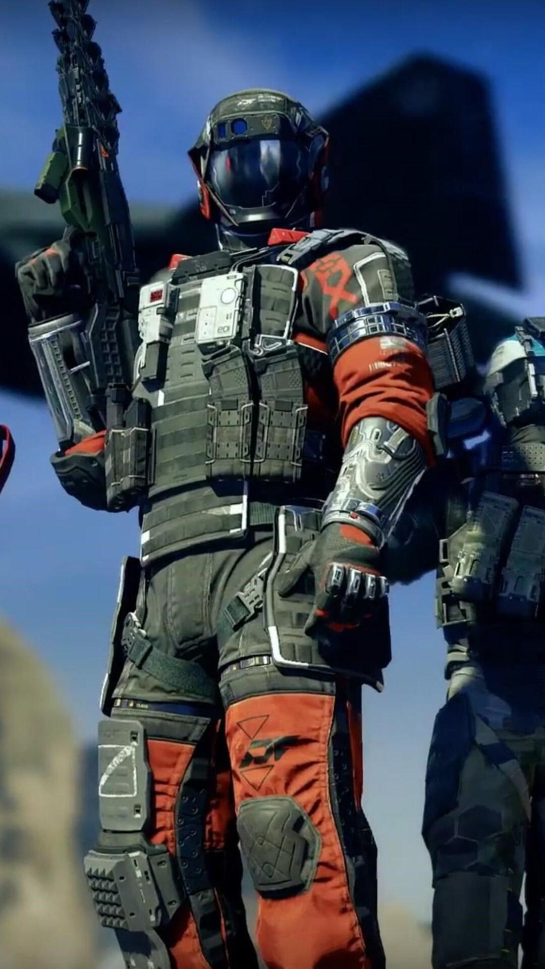 1080x1920 Call of Duty Infinite Warfare Multiplayer Game ...