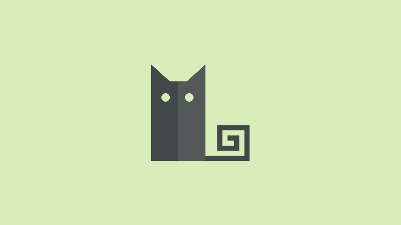 Cat minimalist hd artist 4k wallpapers images for Minimalist wall
