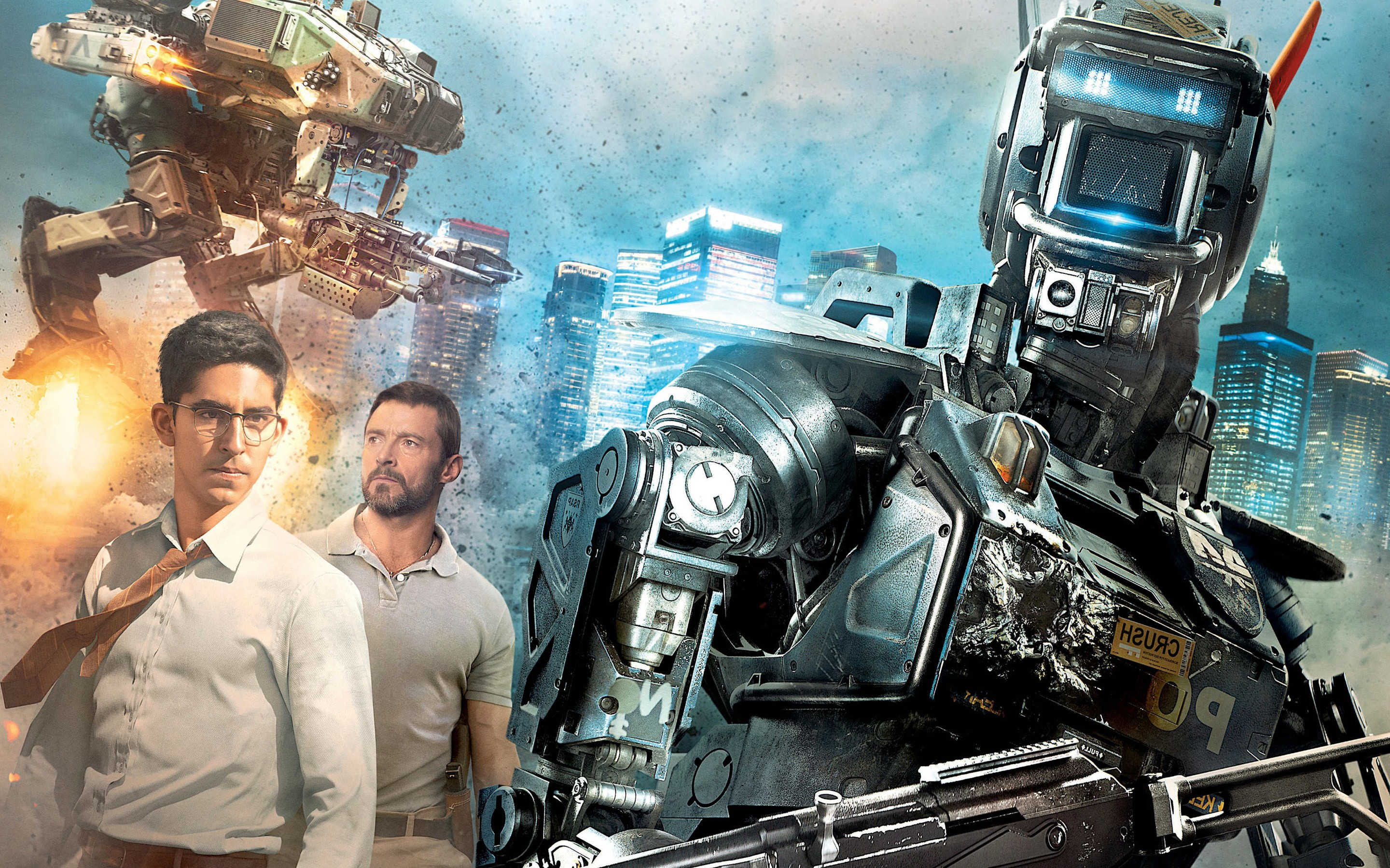 2048x2048 Anthem Ipad Air Hd 4k Wallpapers Images: 2048x2048 Chappie Movie HD Ipad Air HD 4k Wallpapers