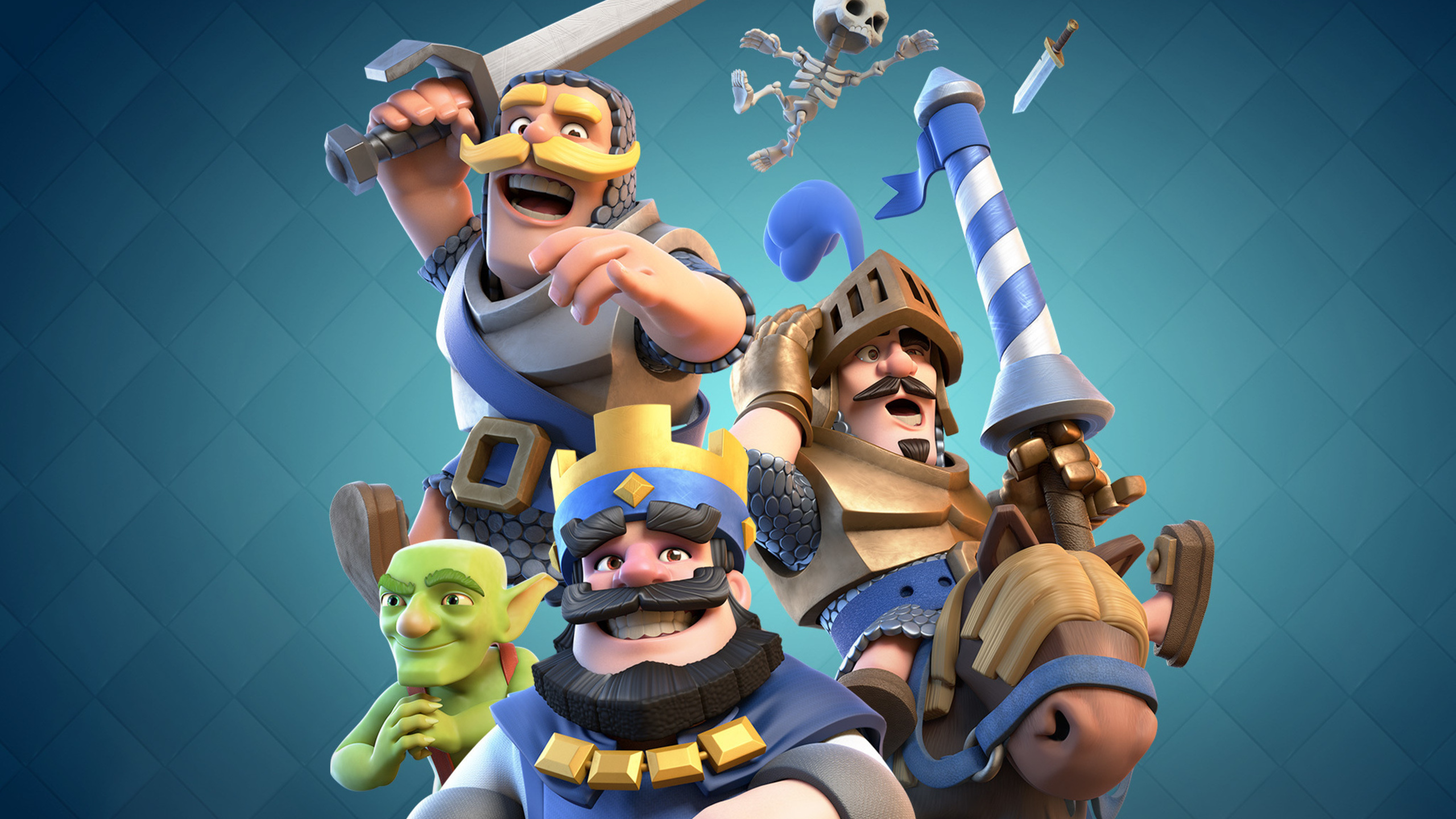 2560x1440 clash royale 2016 1440p resolution hd 4k wallpapers images backgrounds photos and - Clash royale 2560x1440 ...