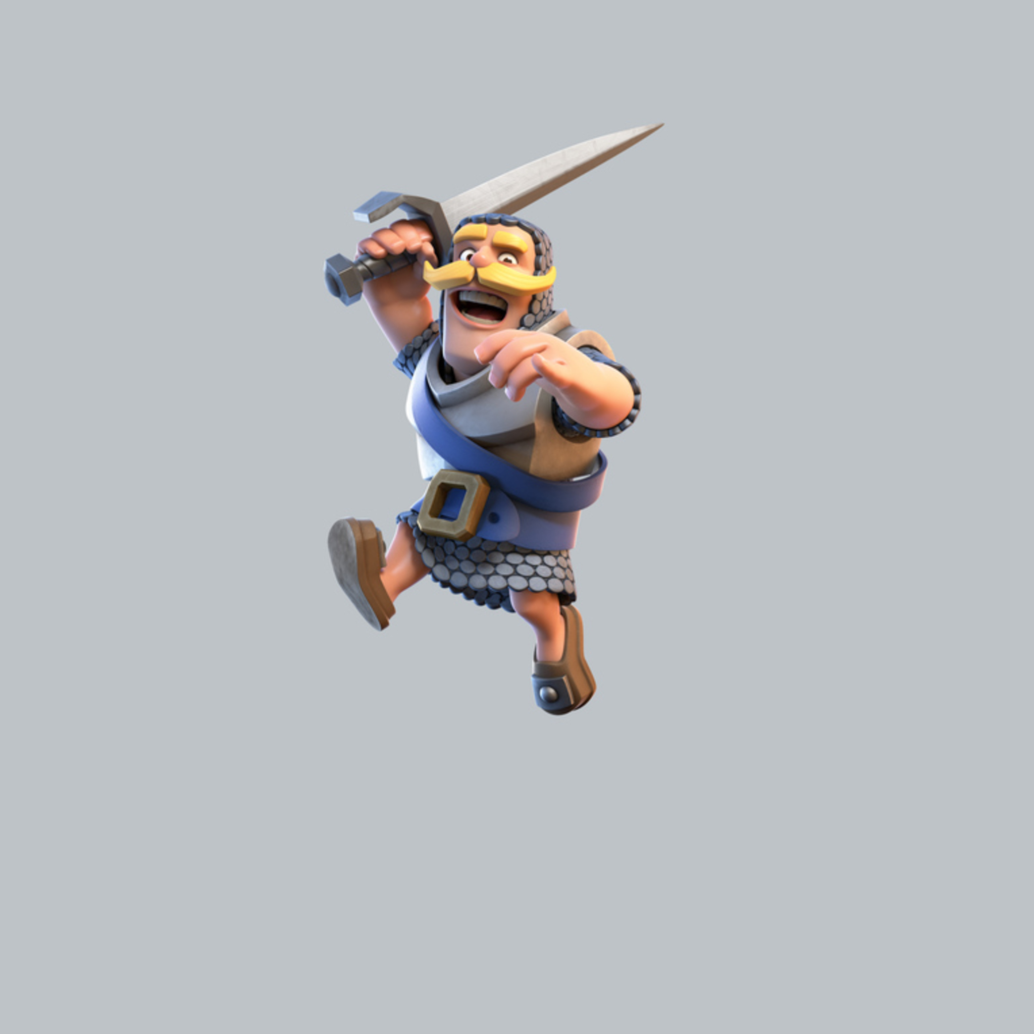 2048x2048 clash royale knight ipad air hd 4k wallpapers images backgrounds photos and pictures - Clash royale 2560x1440 ...