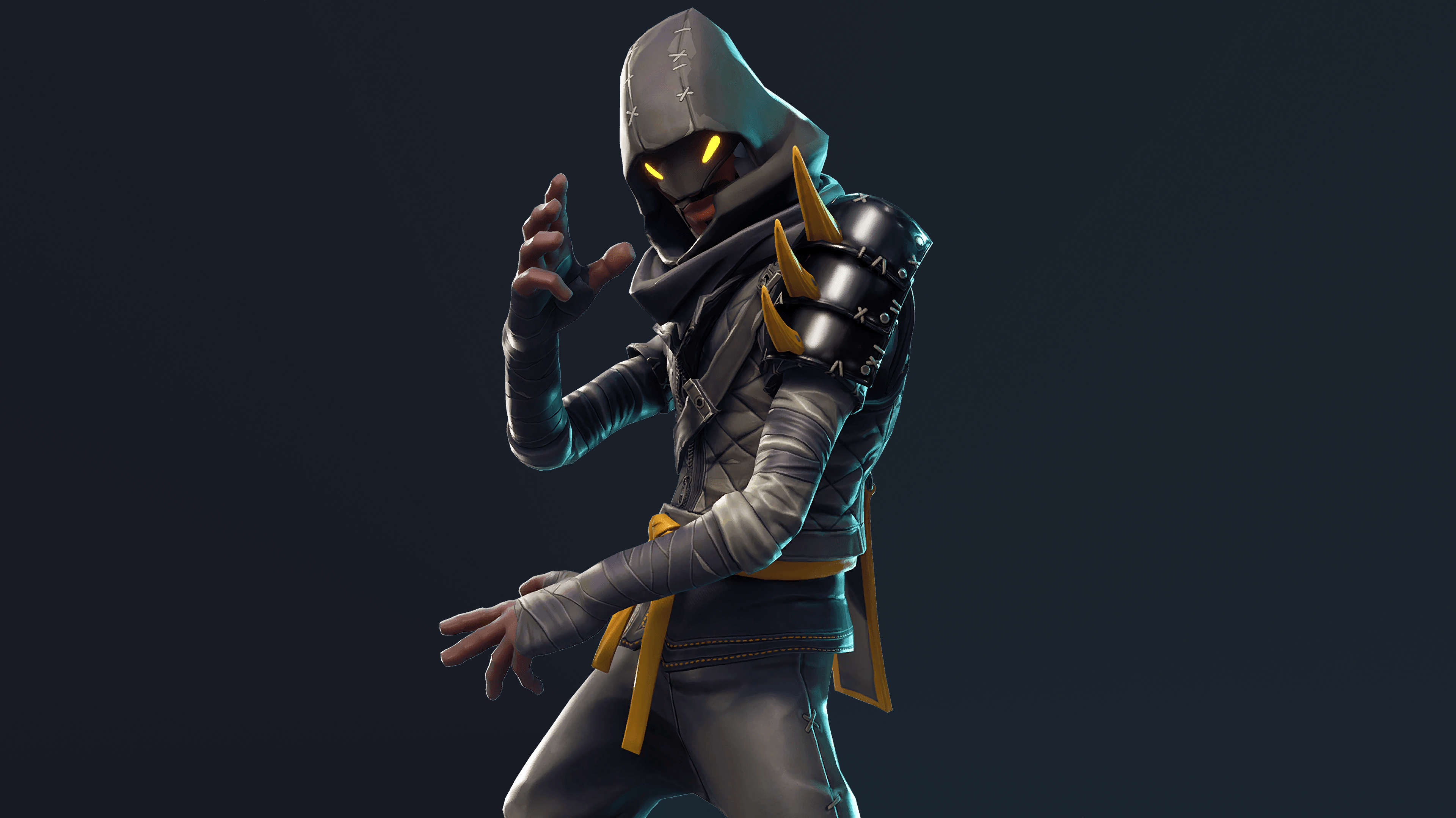 800x1280 cloaked star ninja fortnite battle royale nexus 7 - 4k fortnite wallpaper ...
