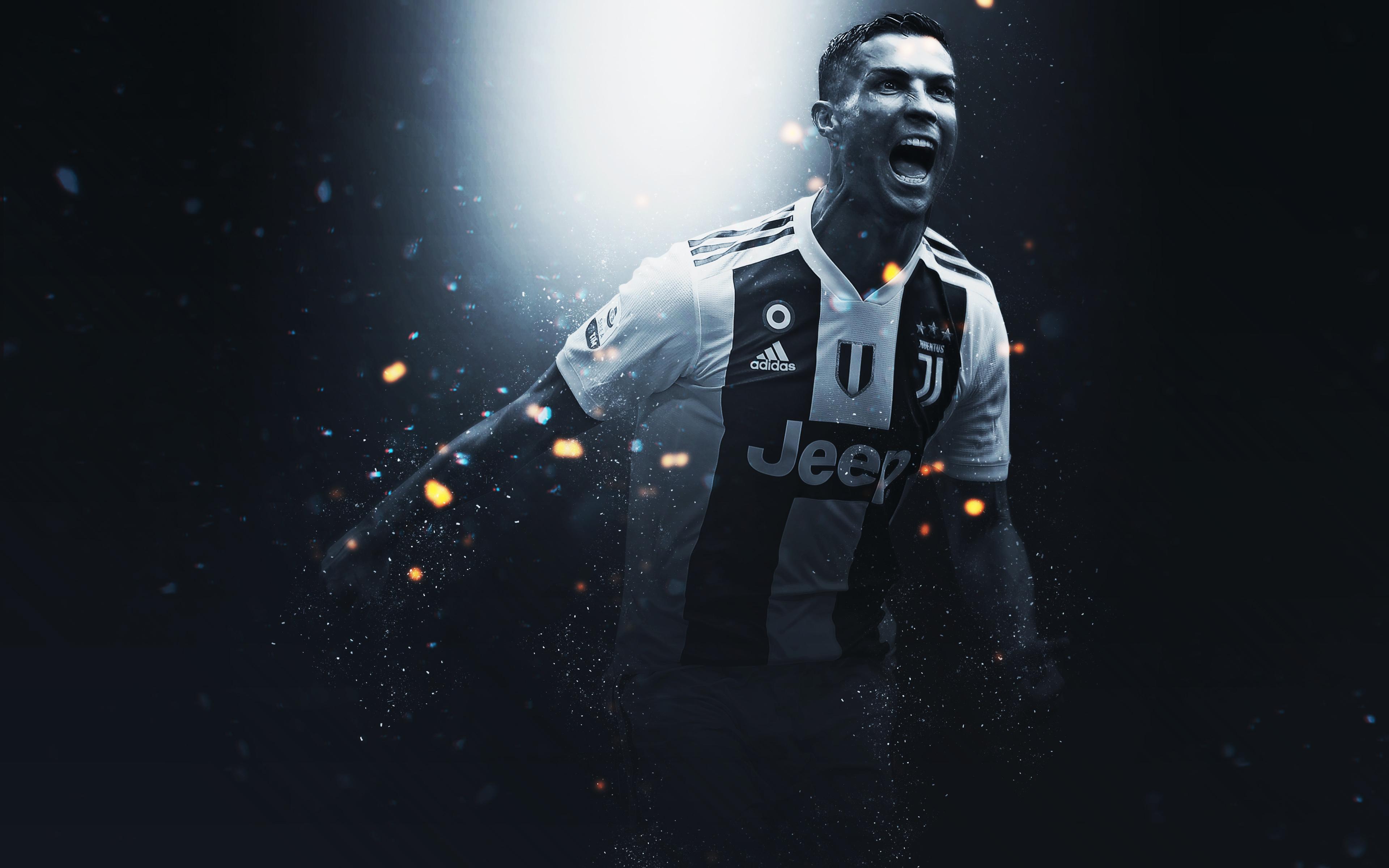 1920x1080 Cristiano Ronaldo Juventus FC Laptop Full HD