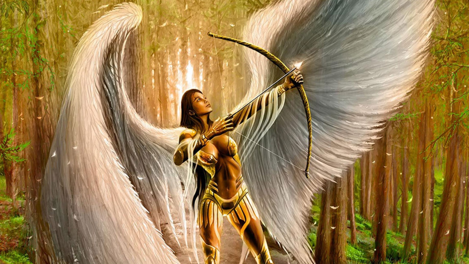 Cupid Angel, HD Artist, 4k Wallpapers, Images, Backgrounds ...