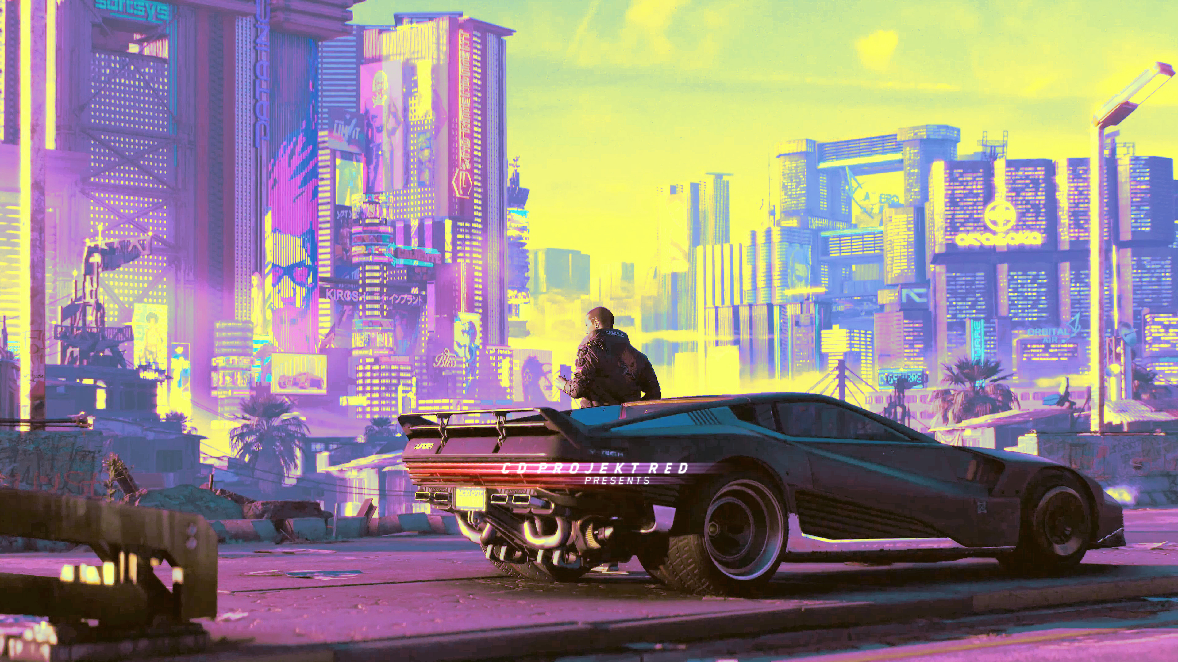 Cyberpunk 2077 Artistic 4k, HD Games, 4k Wallpapers ...