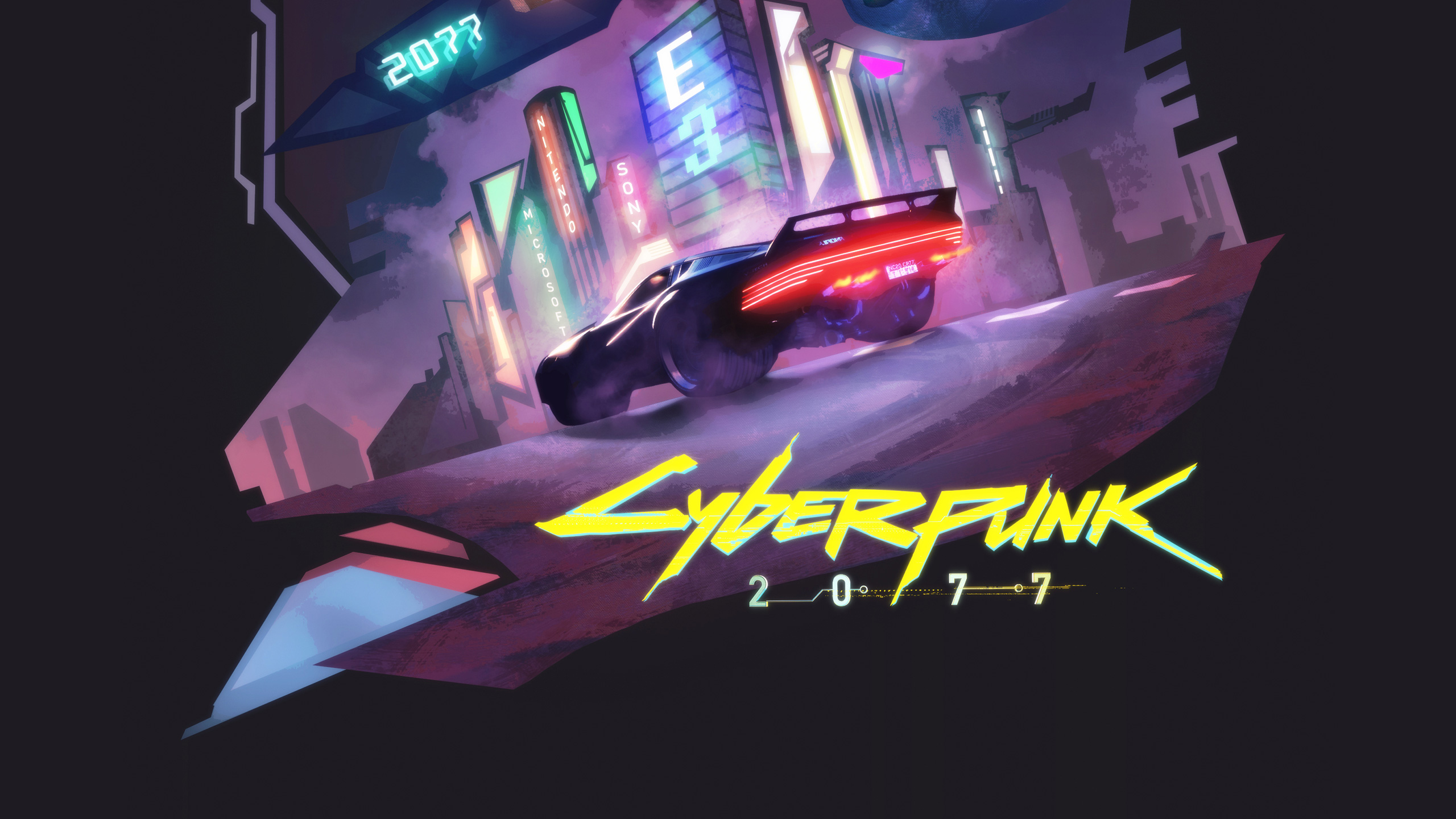 2560x1440 cyberpunk 2077 game fanart 1440p resolution hd