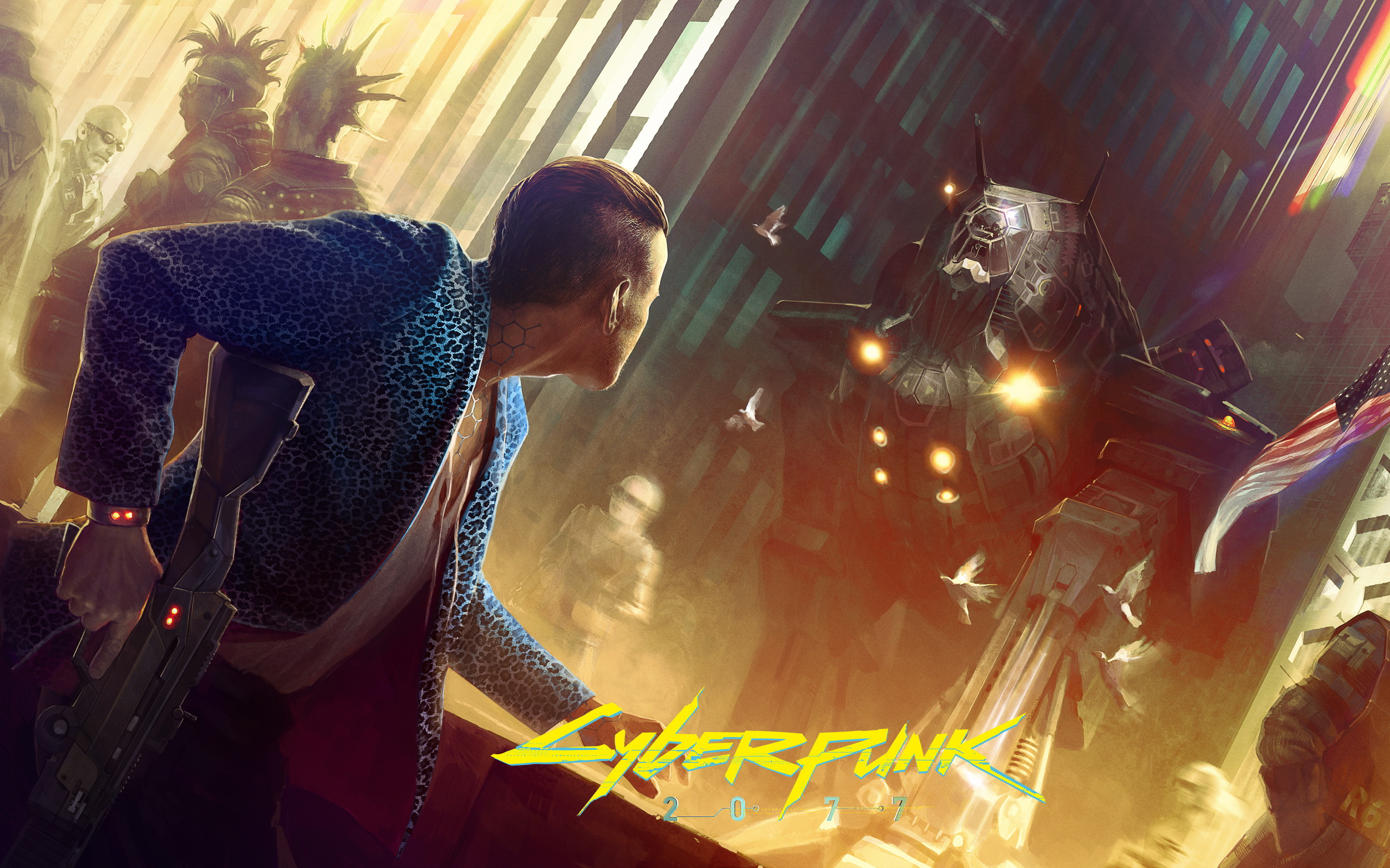 2560x1440 cyberpunk 2077 game 1440p resolution hd 4k