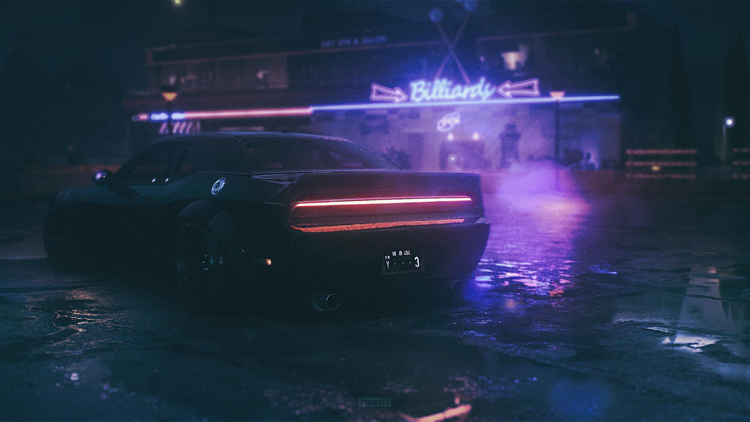 Cyberpunk Billardy, HD Cars, 4k Wallpapers, Images ...