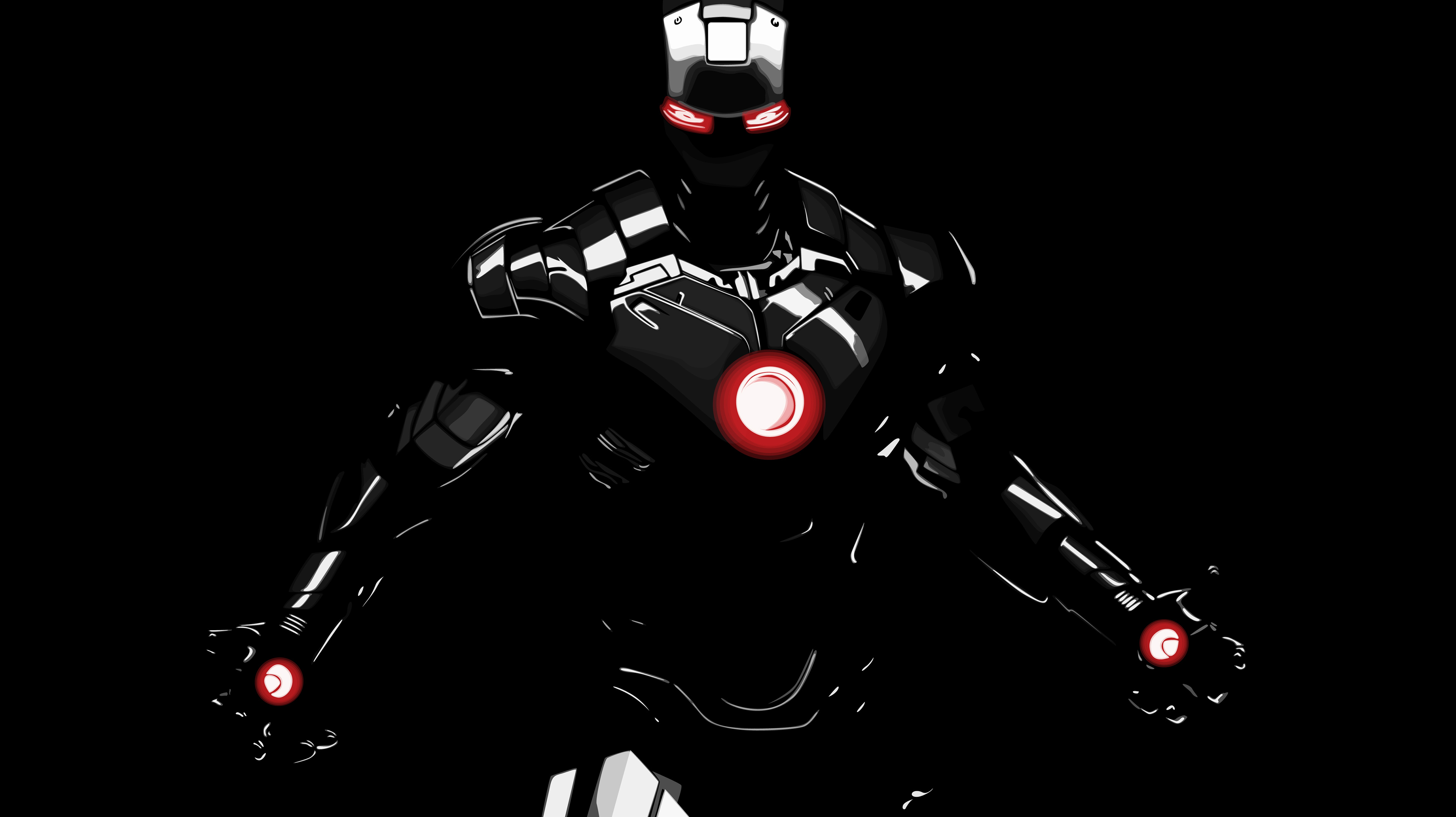 2932x2932 Anthem 4k Ipad Pro Retina Display Hd 4k: 2932x2932 Dark Iron Man Ipad Pro Retina Display HD 4k