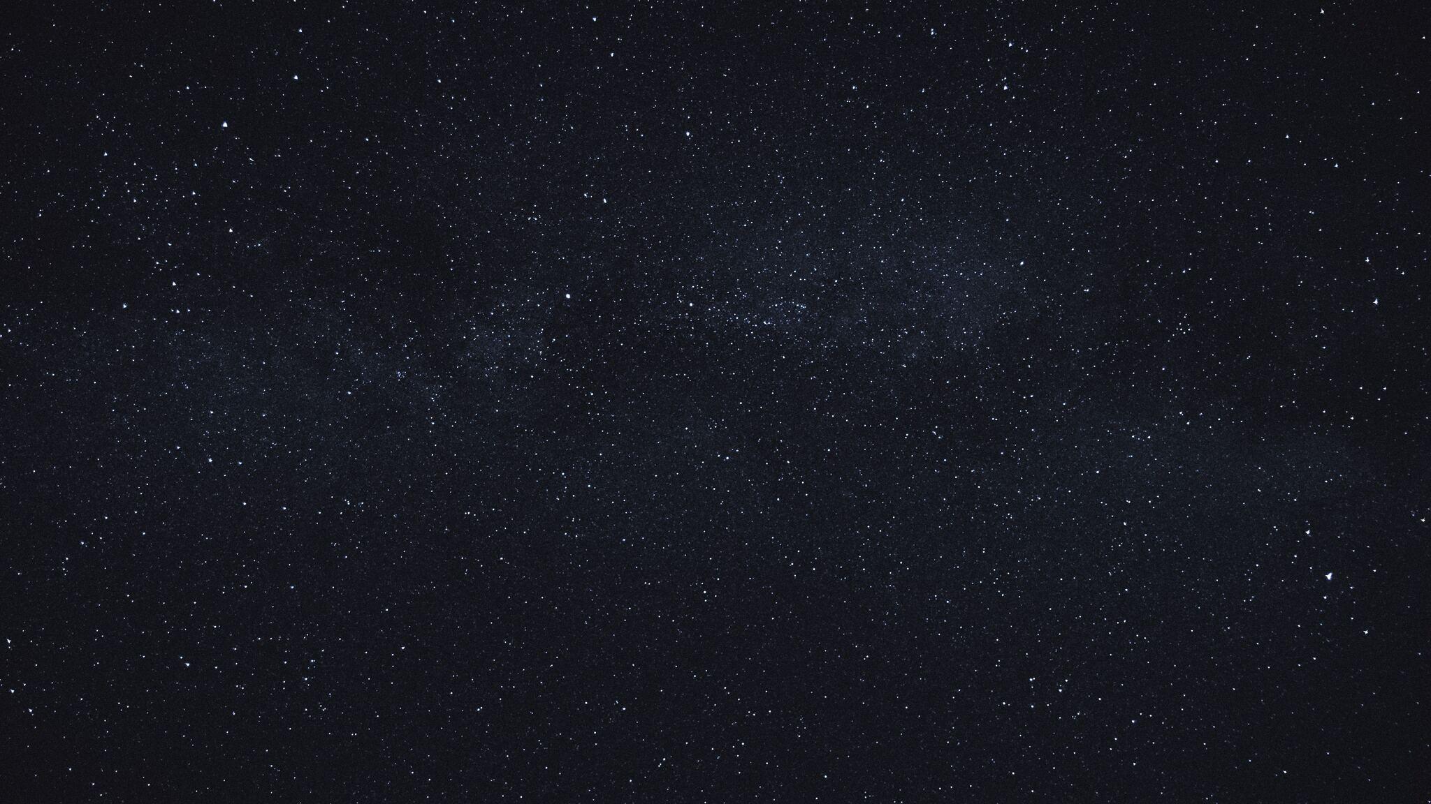 2048x1152 Dark Milky Way Galaxy 5k 2048x1152 Resolution Hd