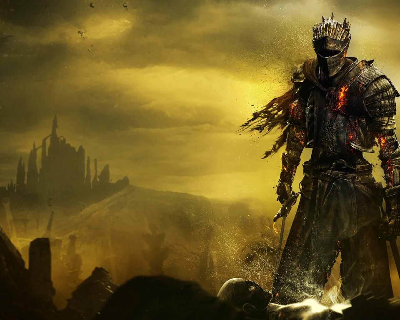 Dark Souls 3 4k Wallpaper: 1280x1024 Dark Souls 3 Cinder 1280x1024 Resolution HD 4k