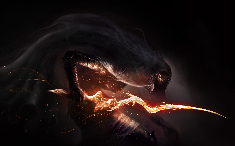 Dark Souls 3 4k Wallpaper: Dark Souls 3 Concept, HD Games, 4k Wallpapers, Images