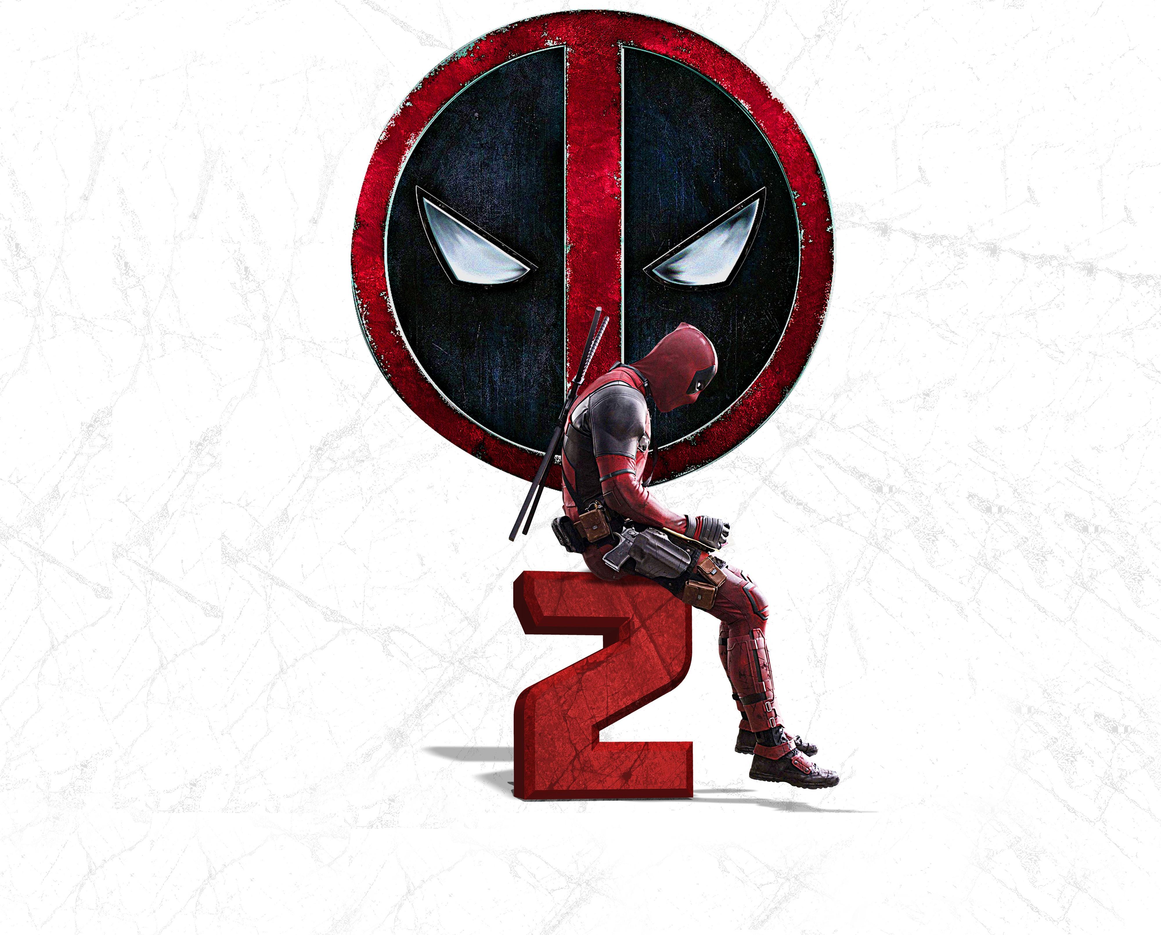 2048x2048 Deadpool 2 Movie Poster 4k Ipad Air Hd 4k: 1440x2560 Deadpool 2 4k Poster Samsung Galaxy S6,S7