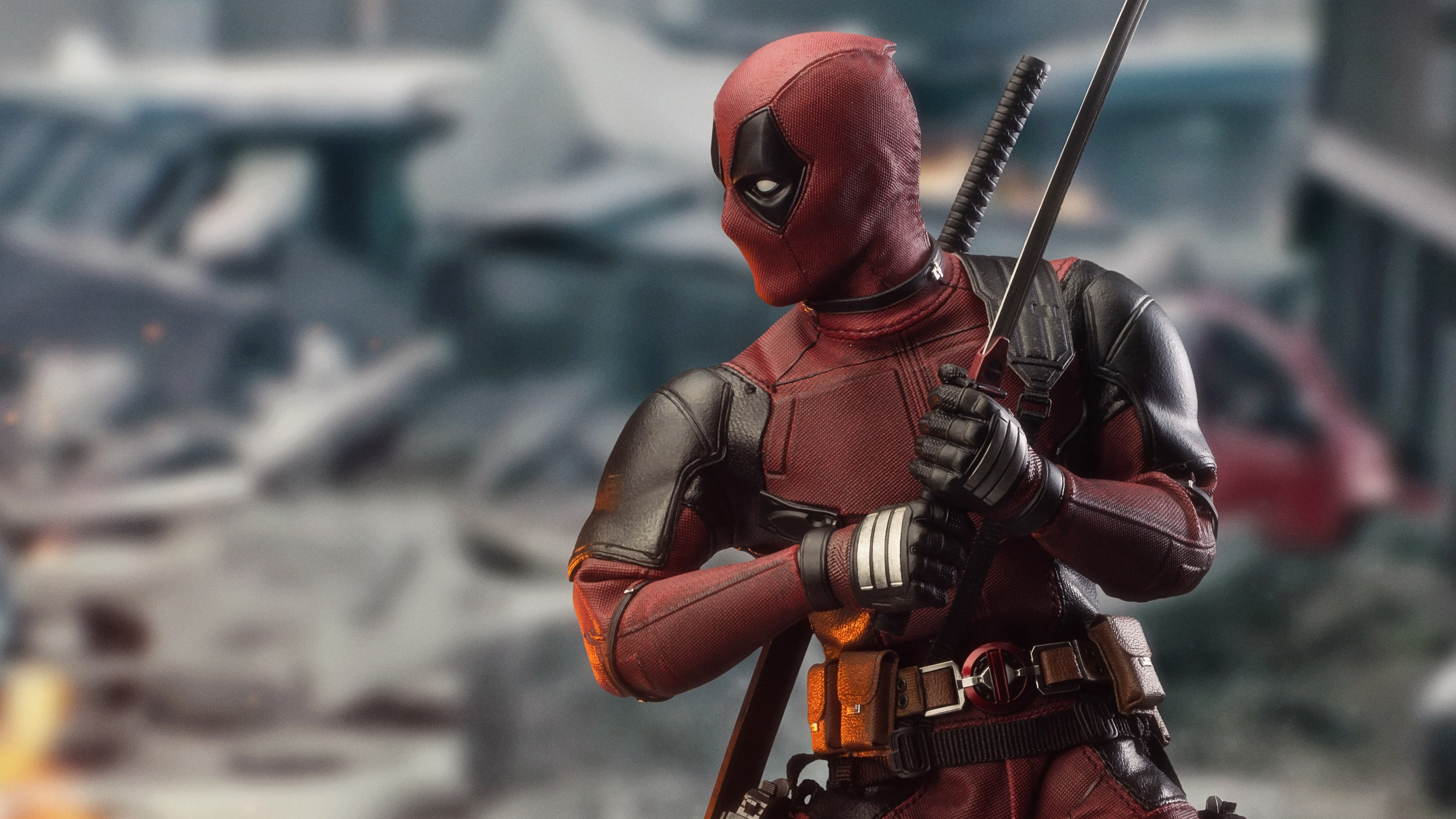 3840x2160 Deadpool 2 New 4k HD 4k Wallpapers, Images ...