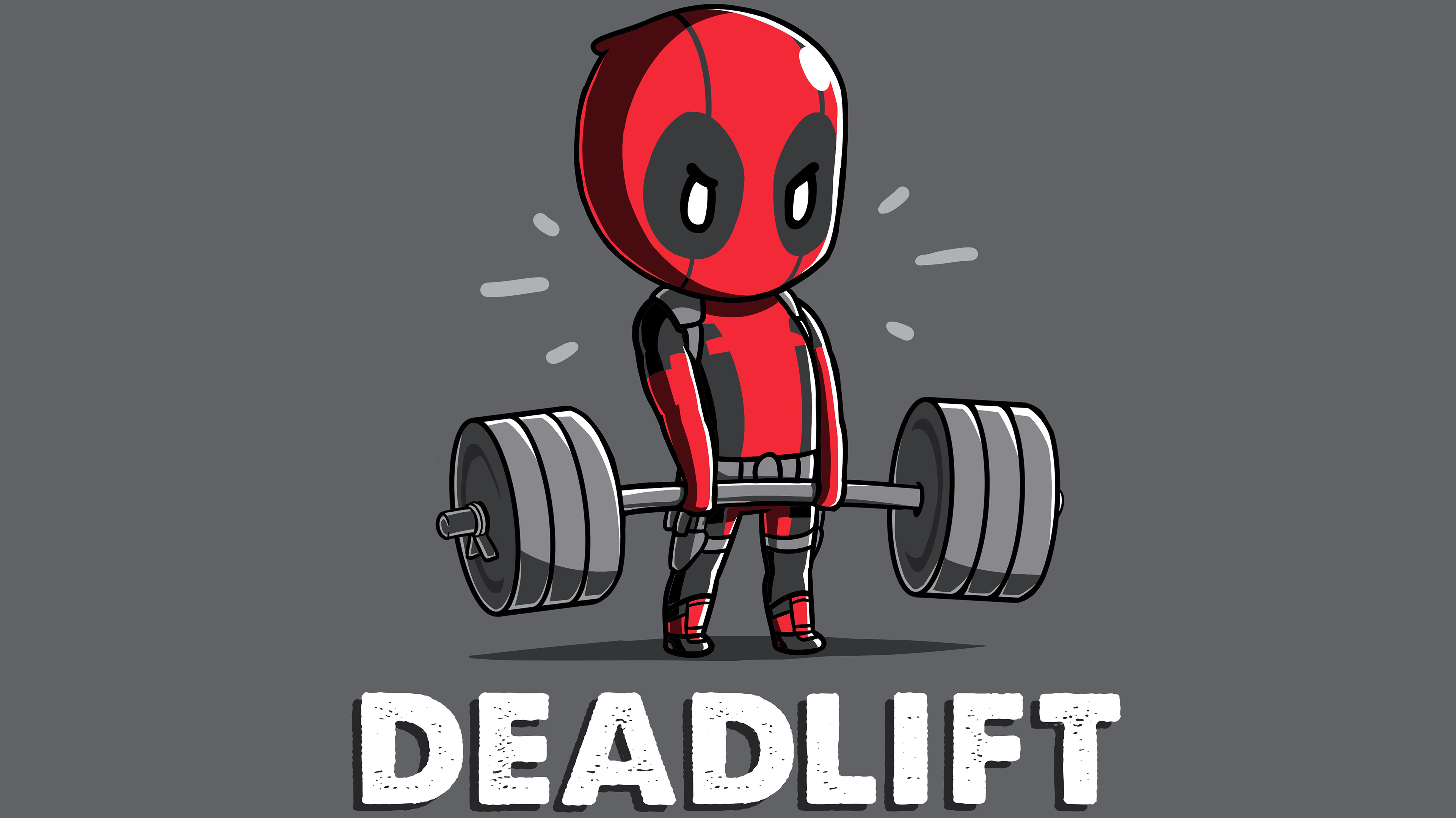 Deadpool deadlift funny 8k hd funny 4k wallpapers images backgrounds photos and pictures - Wallpaper silly ...