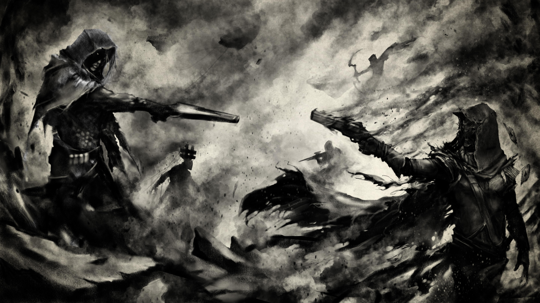 2560x1440 Destiny 2 Forsaken PS4 Official Concept Art