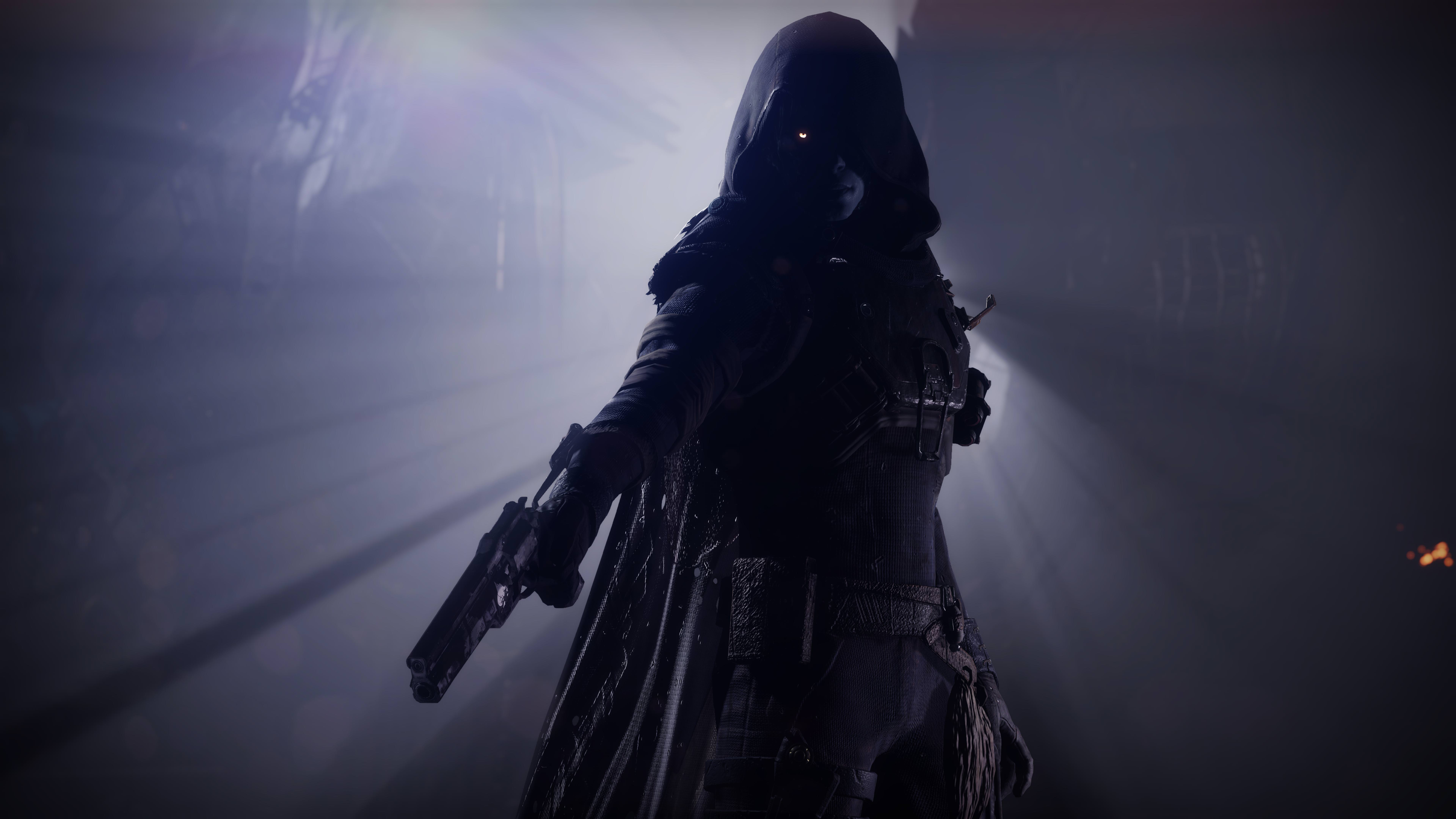 3840x2160 Destiny 2 Forsaken Uldren 8k 4k HD 4k Wallpapers